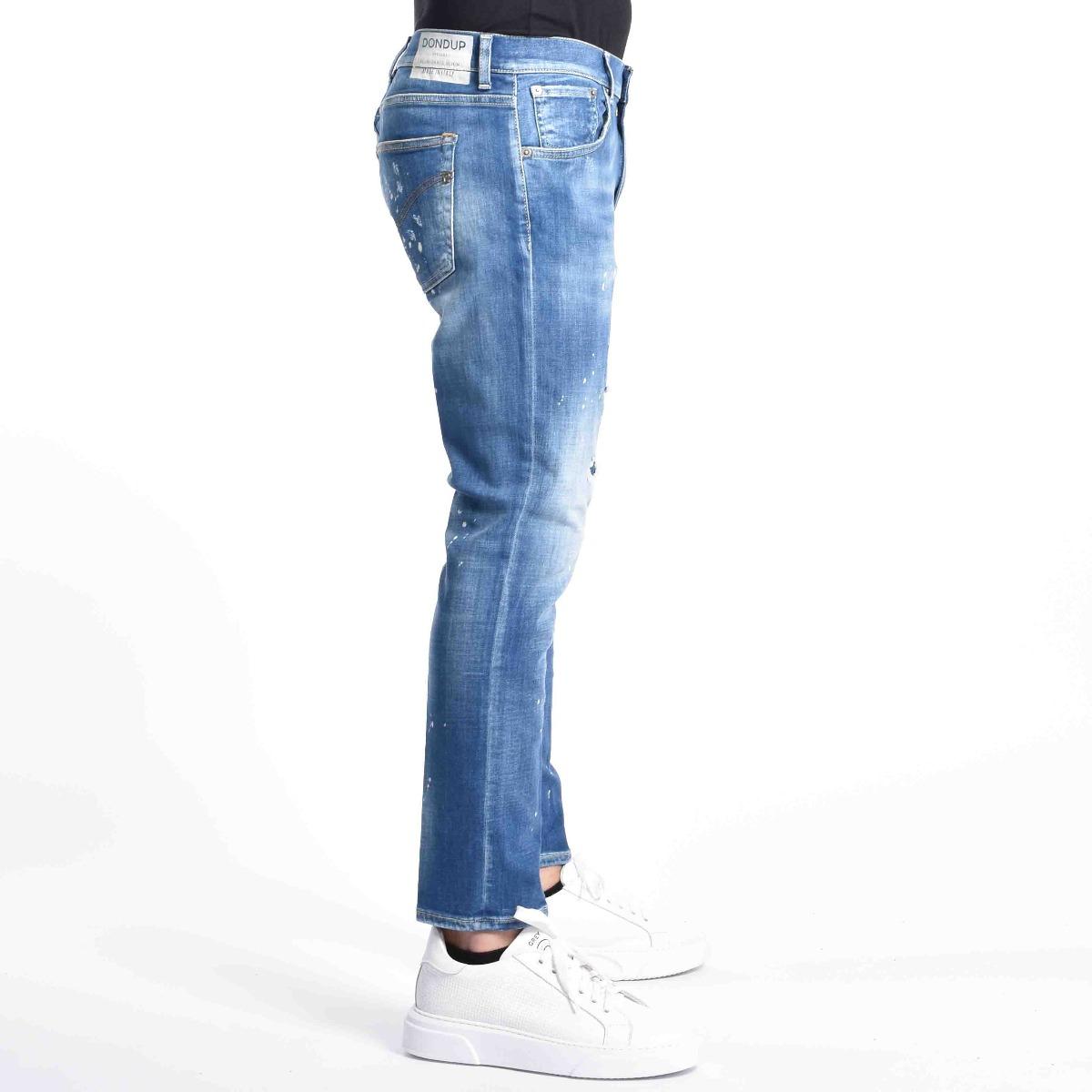 Jeans alex degradable - Denim