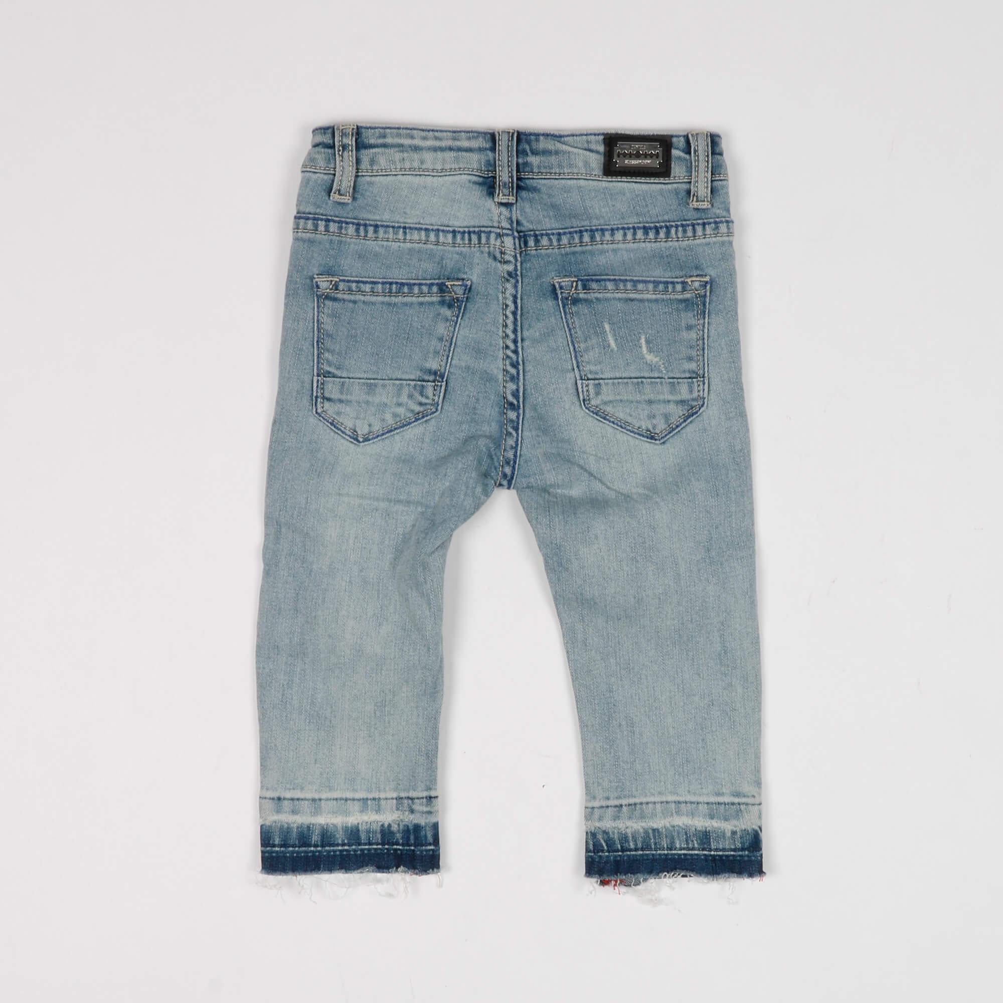 Jeans baby vintage- Denim chiaro