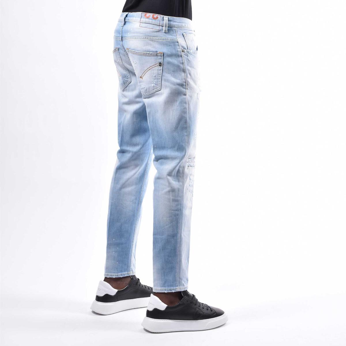 Jeans brighton rotture - Denim chiaro