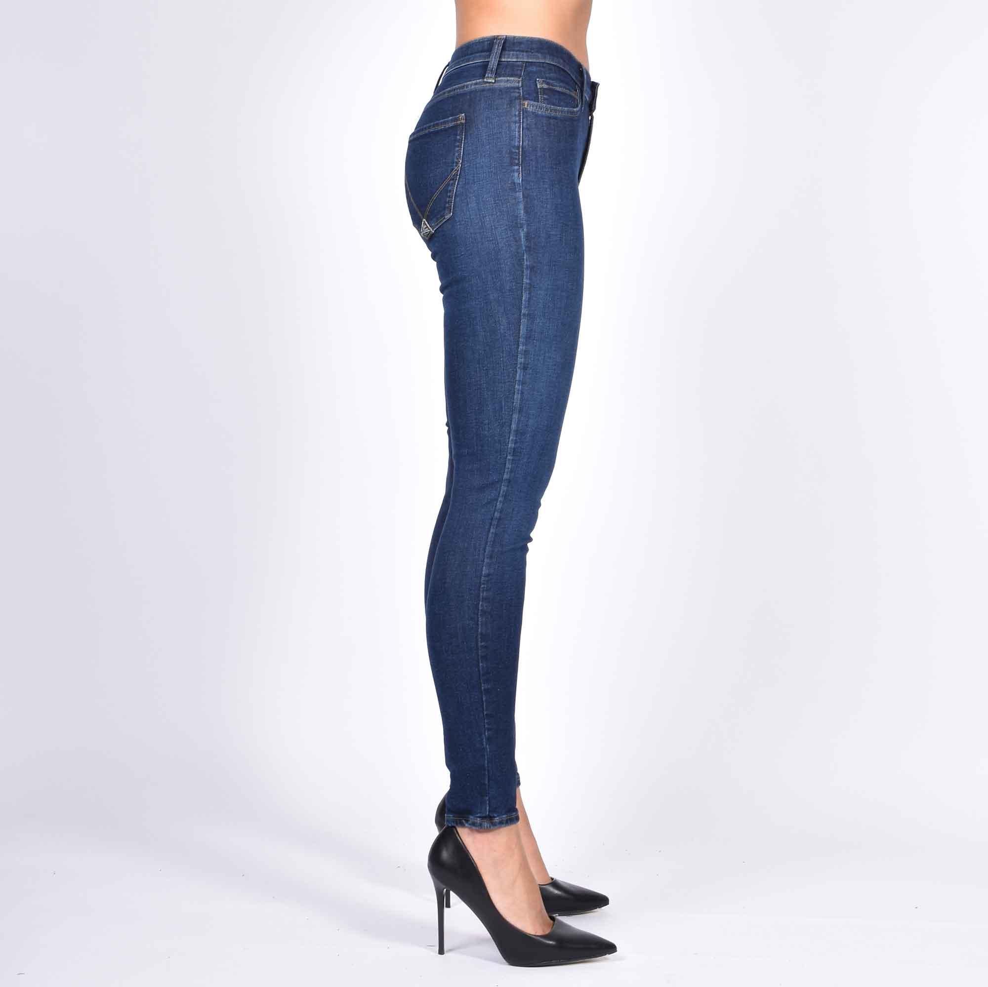 Jeans high cate ottawa - Denim