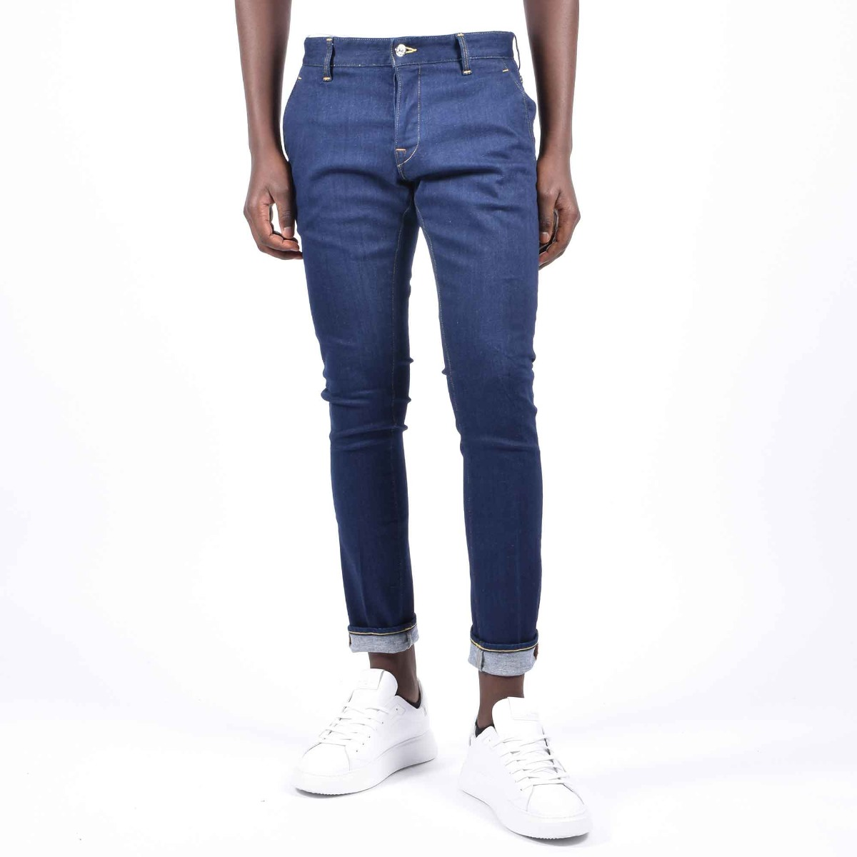Jeans chester luxury- Denim scuro