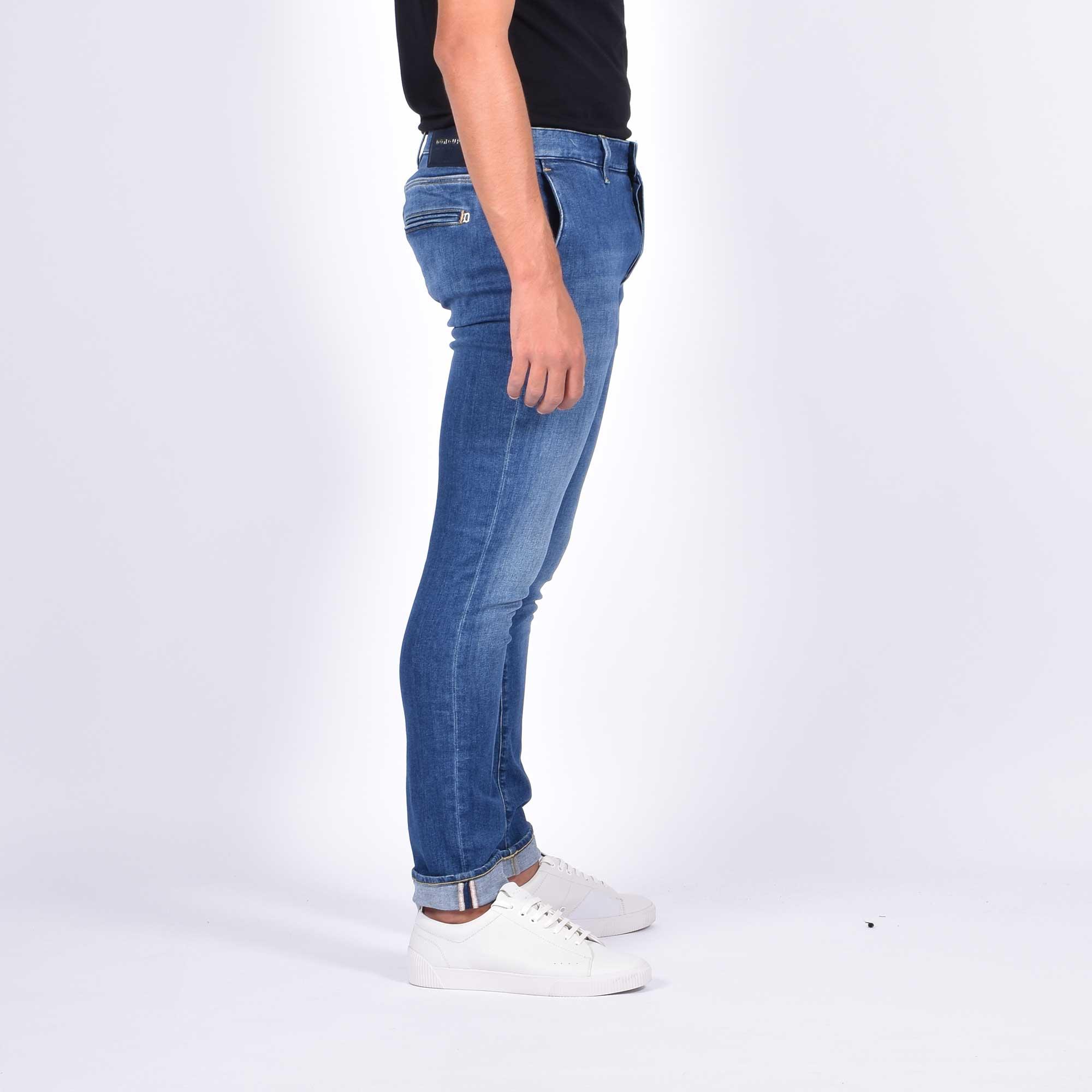 Jeans chester luxury - Denim medio