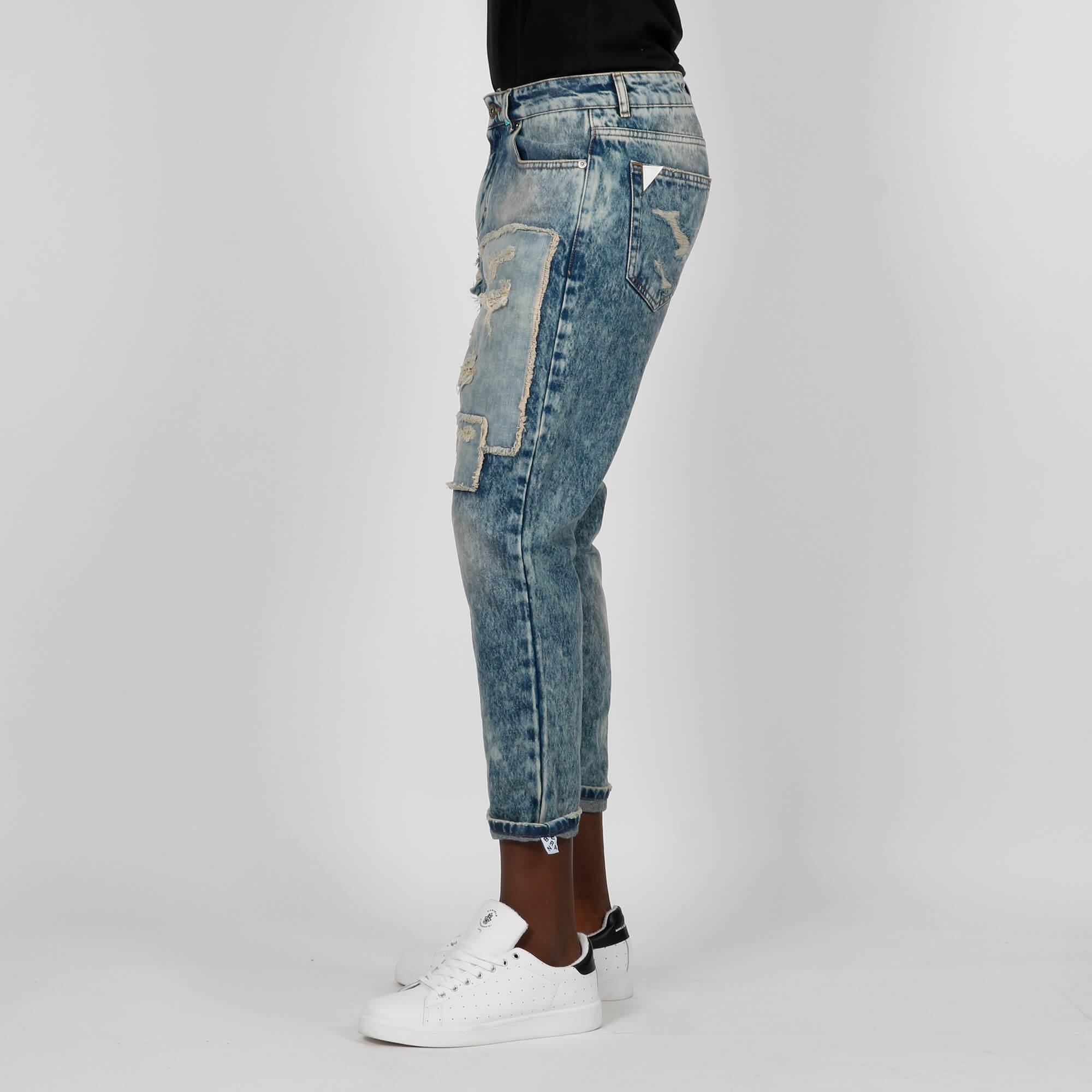Jeans toppe - Denim