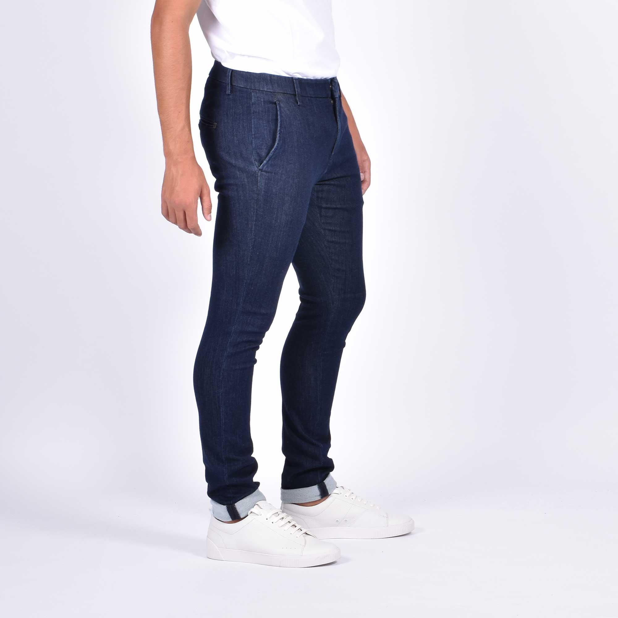 Jeans gaubert slim - Denim scuro