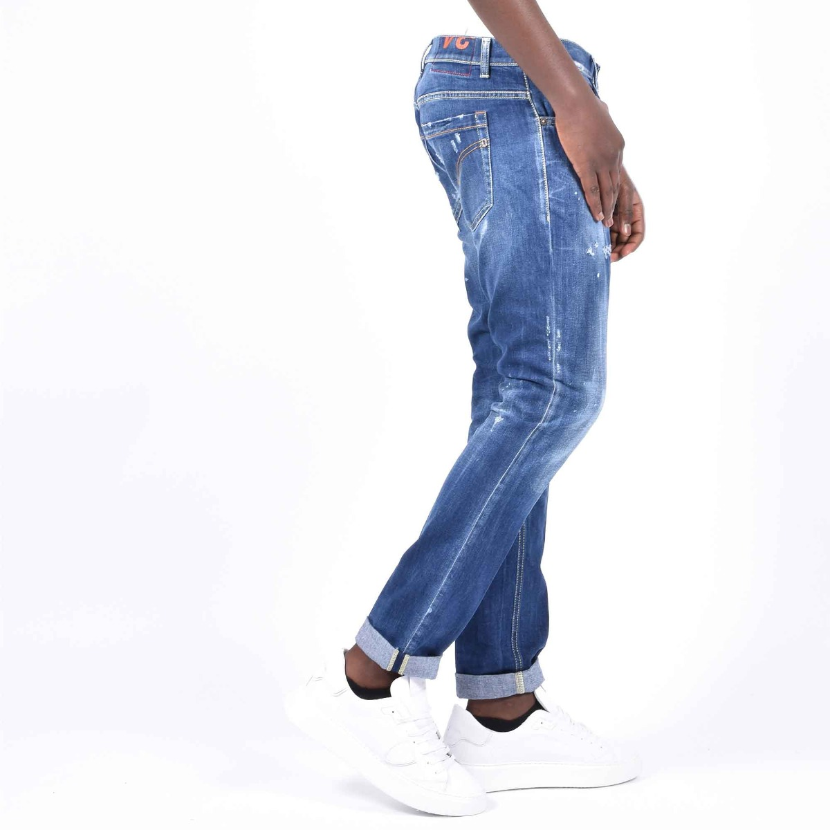 Jeans george- Denim medio
