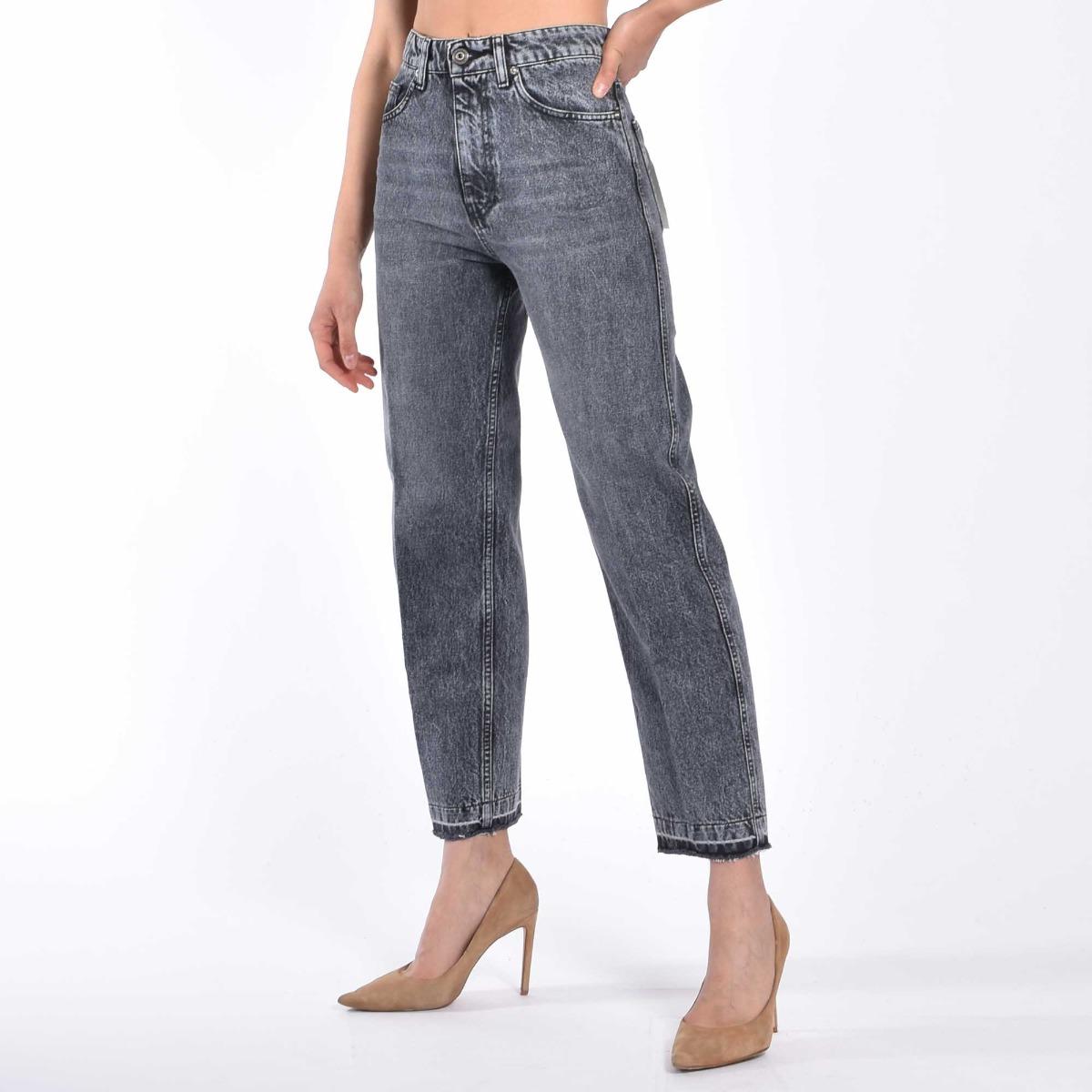 Jeans kate dark - Denim nero