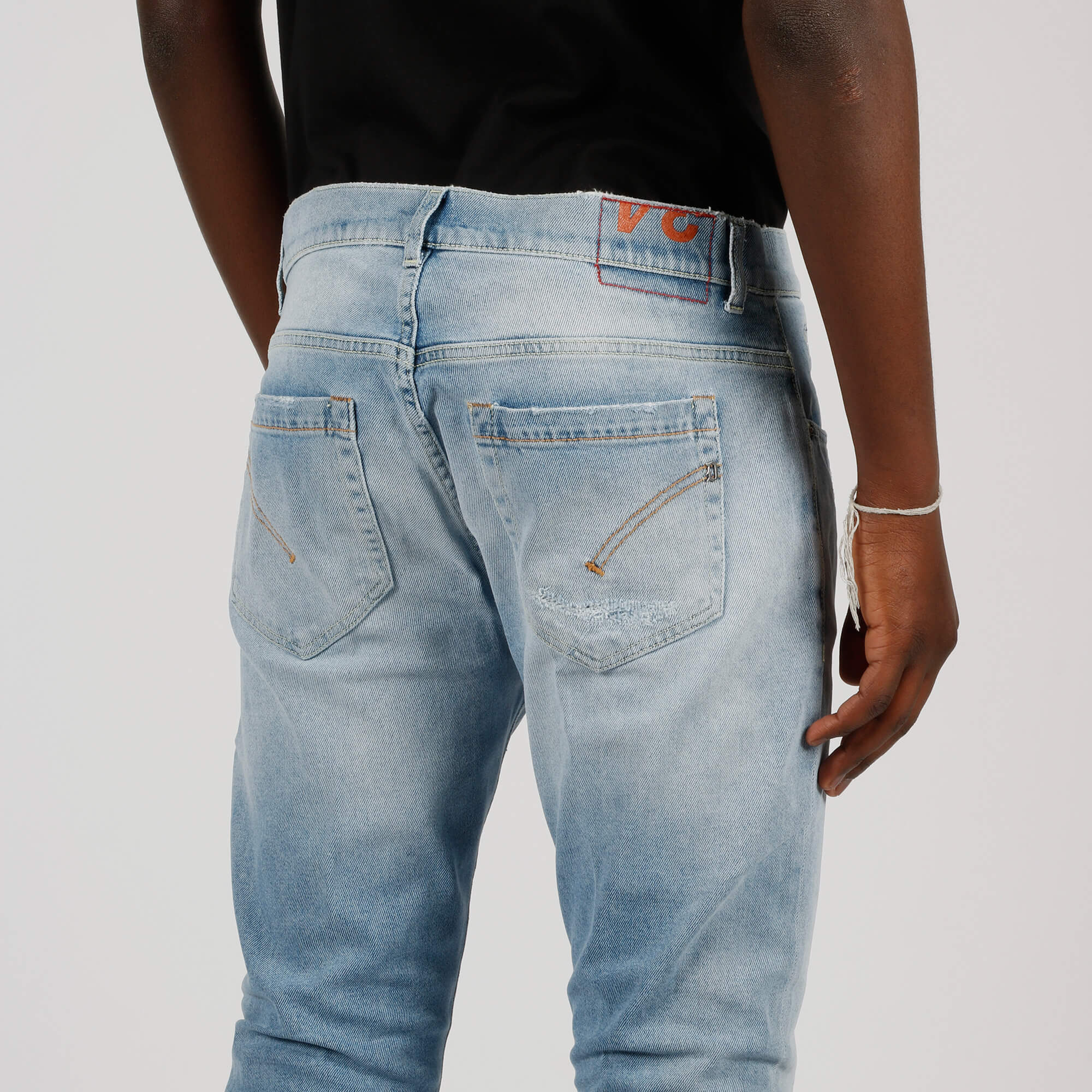 Jeans george - Denim chiaro