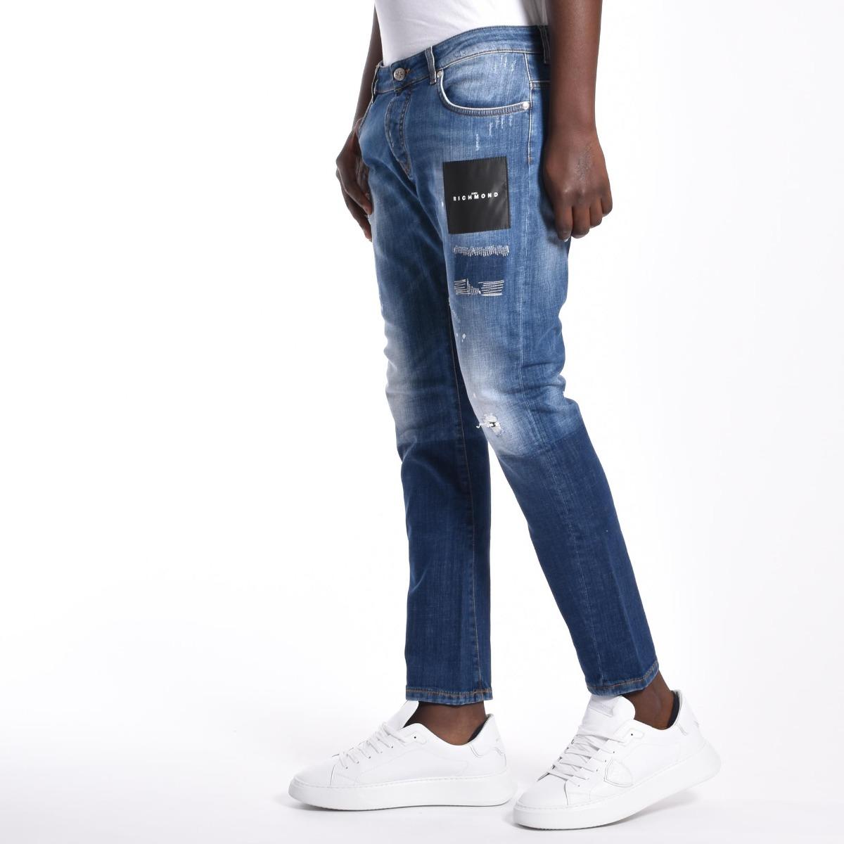 Jeans madamok - Denim