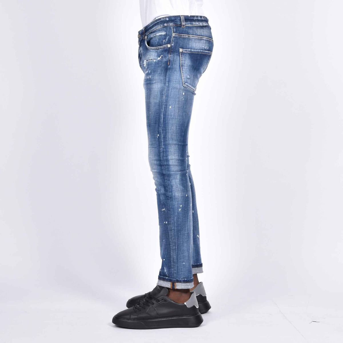 Jeans raupeu - Denim