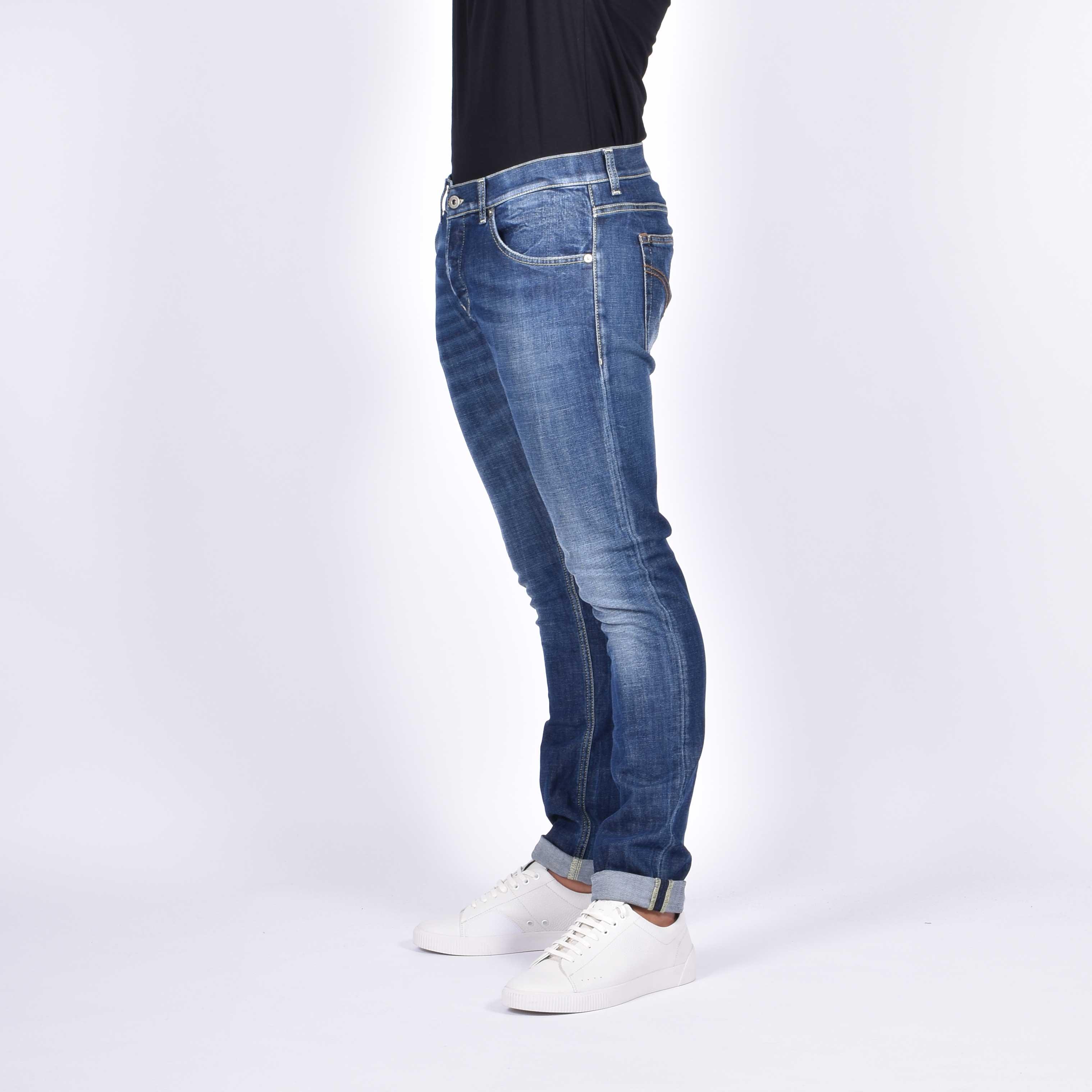 Jeans ritchie skinny - Denim medio