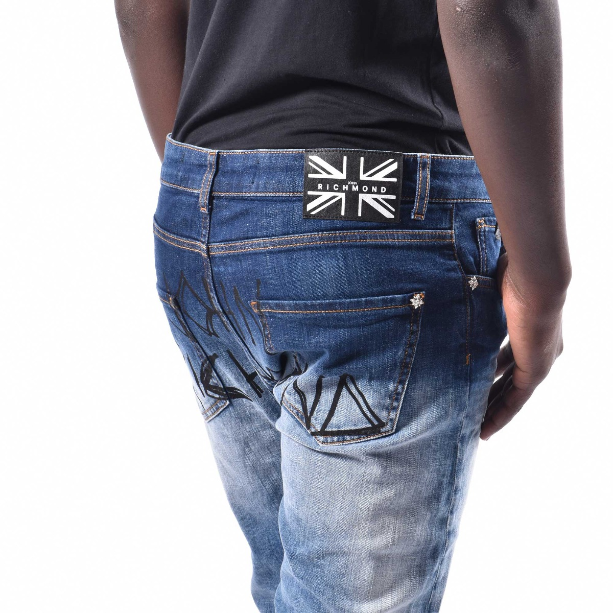 Jeans merry slavato - Denim
