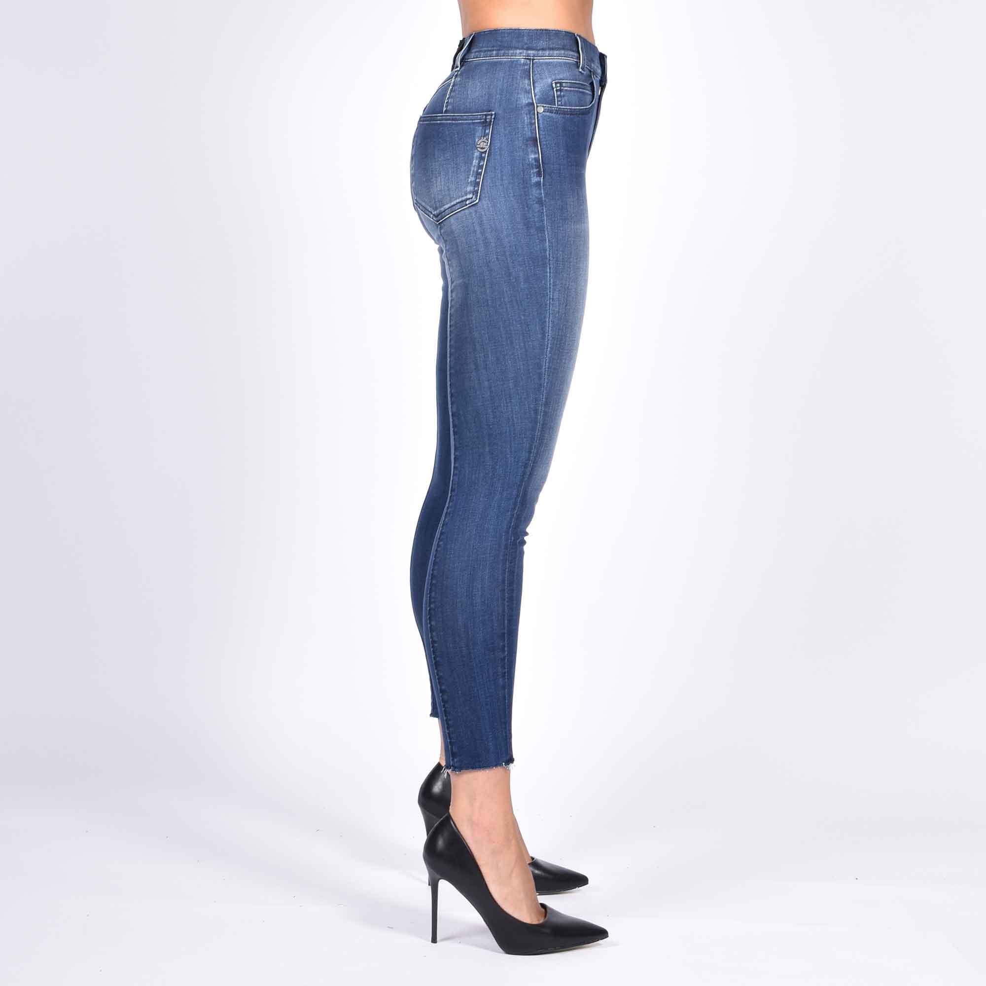 Jeans salpa logo - Denim