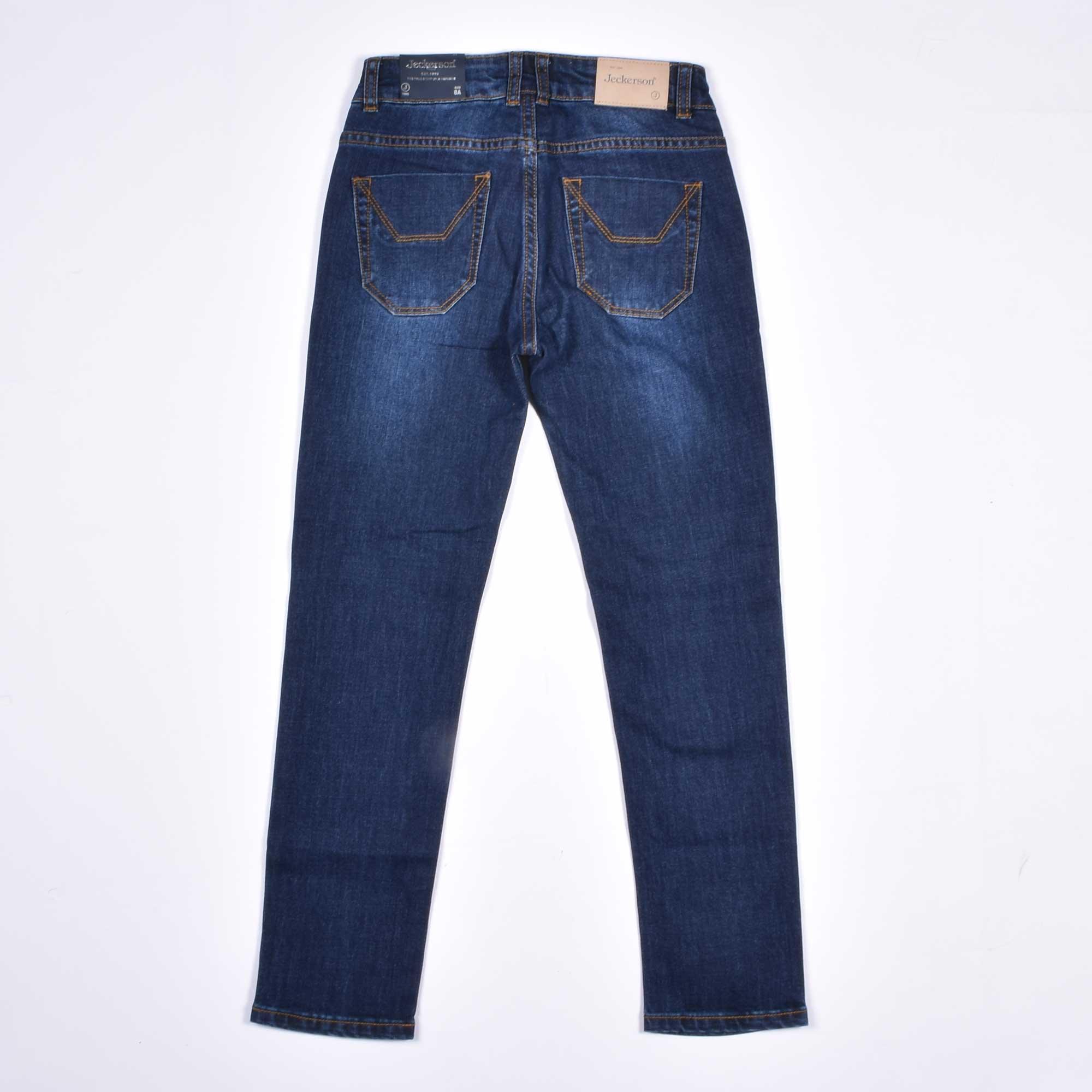 Jeans toppa denim - Denim scuro
