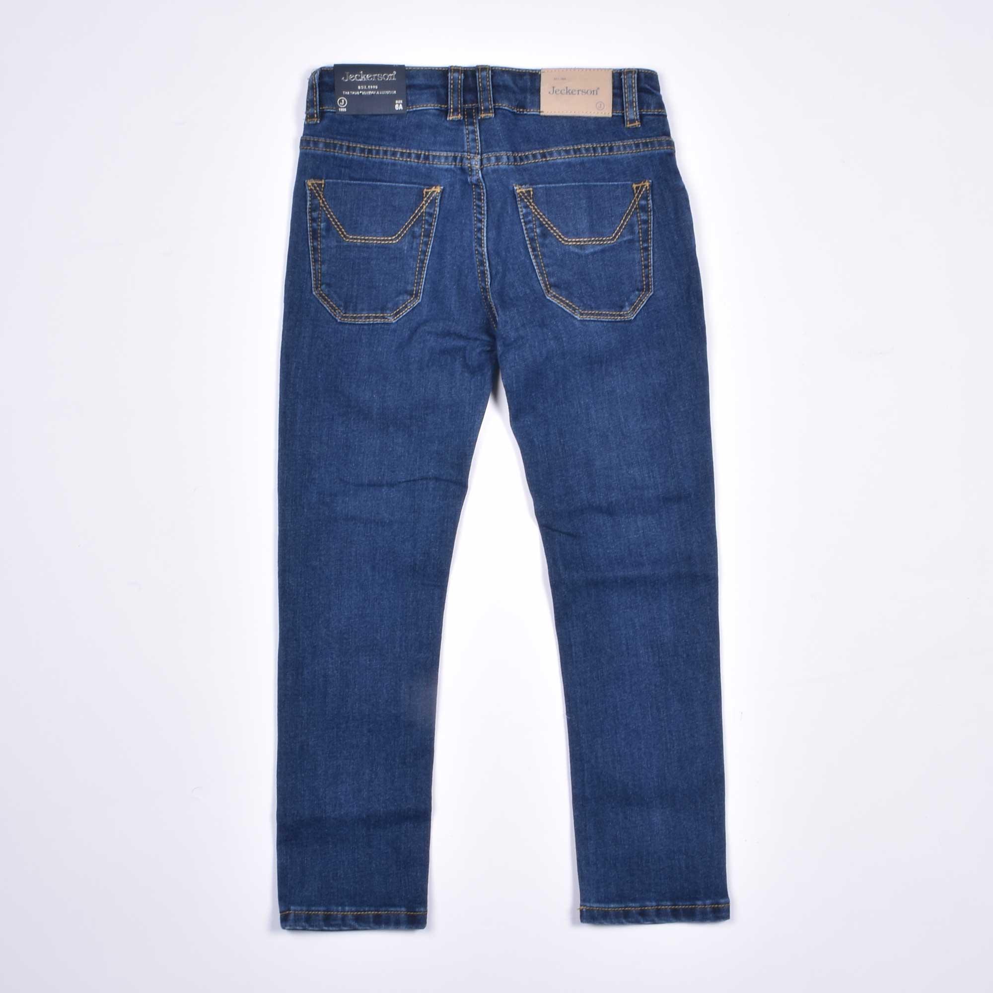 Jeans baby toppa america - Denim
