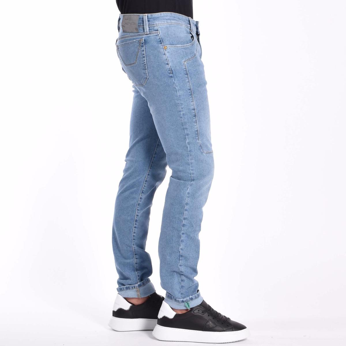 Jeans toppa - Denim