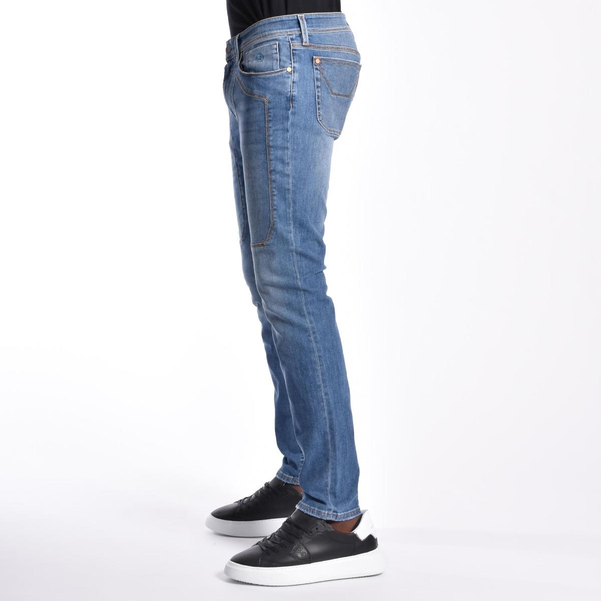 Jeans toppa denim - Denim