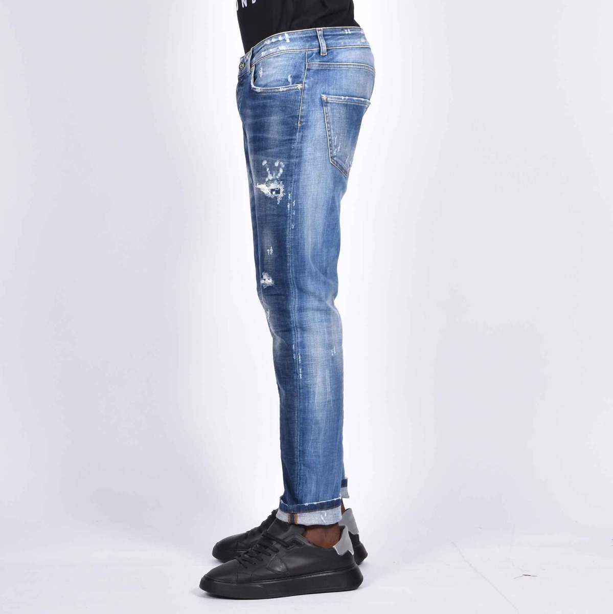 Jeans yukon - Denim medio