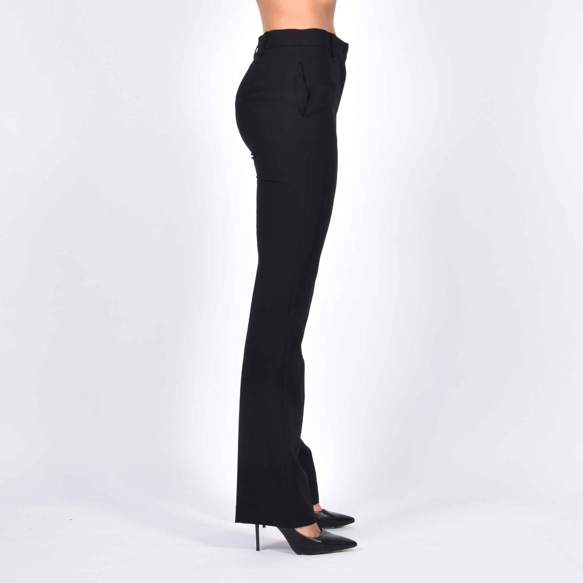 Pantalone loghino- Nero
