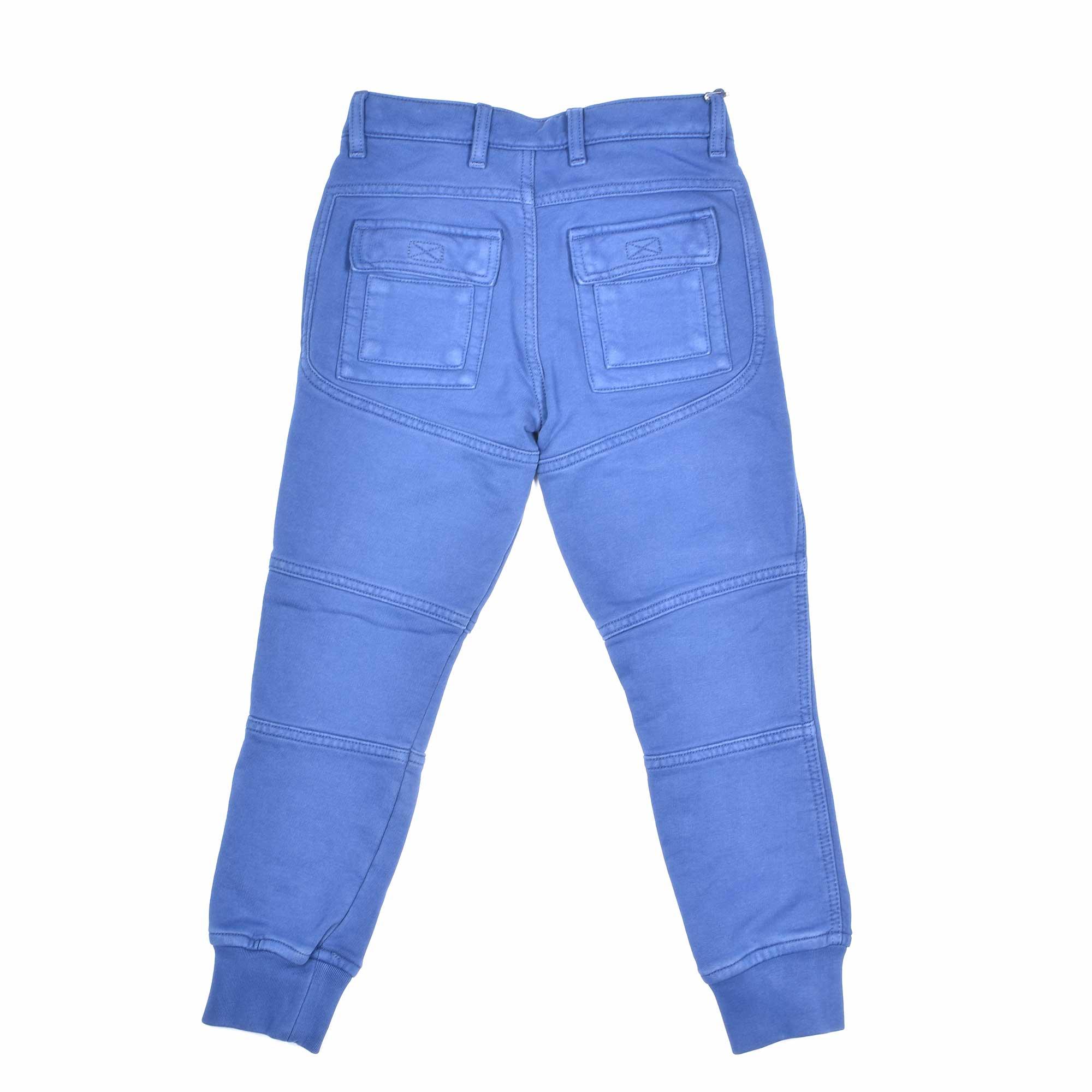 Pantalone felpa anti g - Blu inchiostro