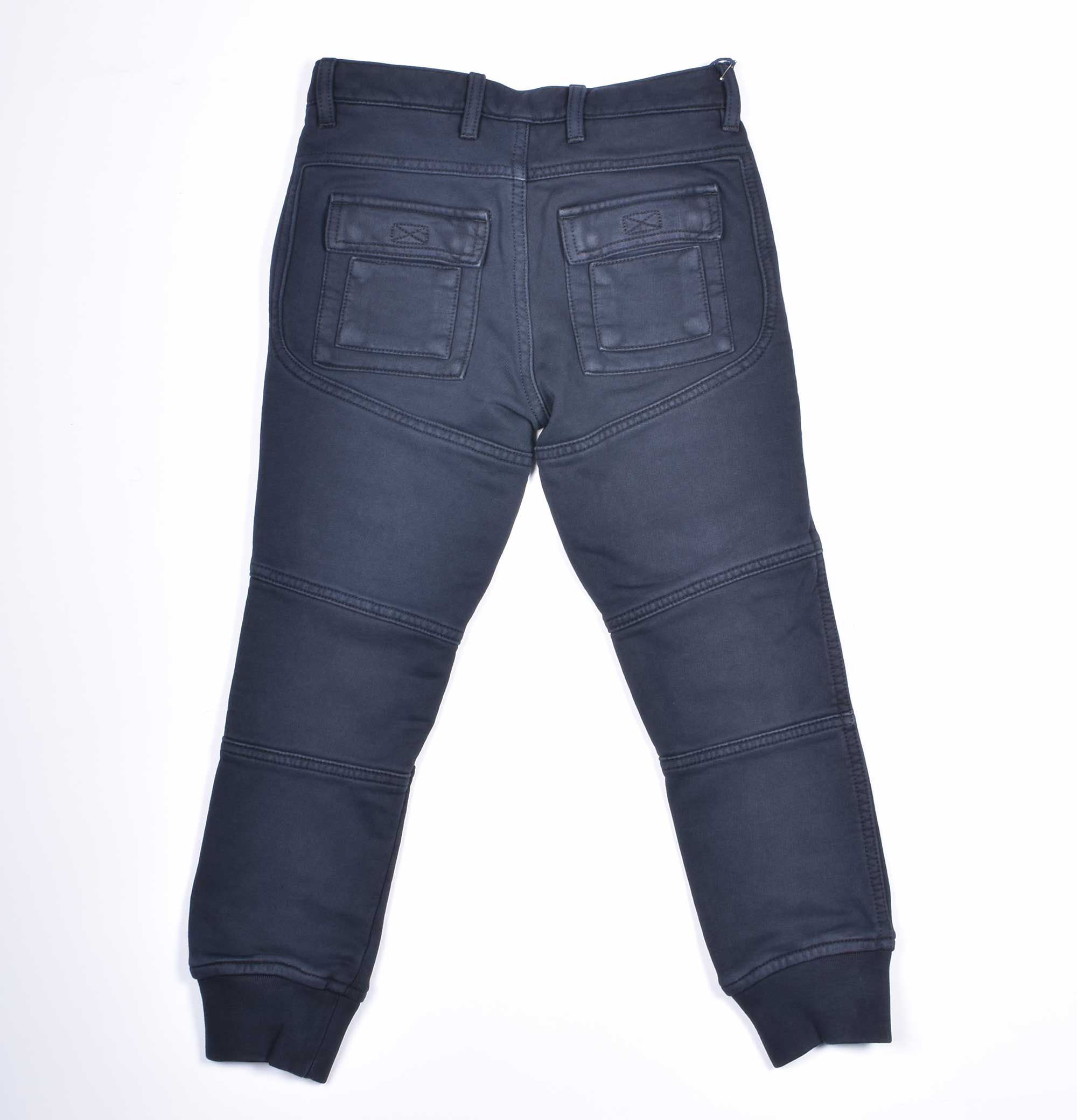 Pantalone felpa anti g - Blu navy
