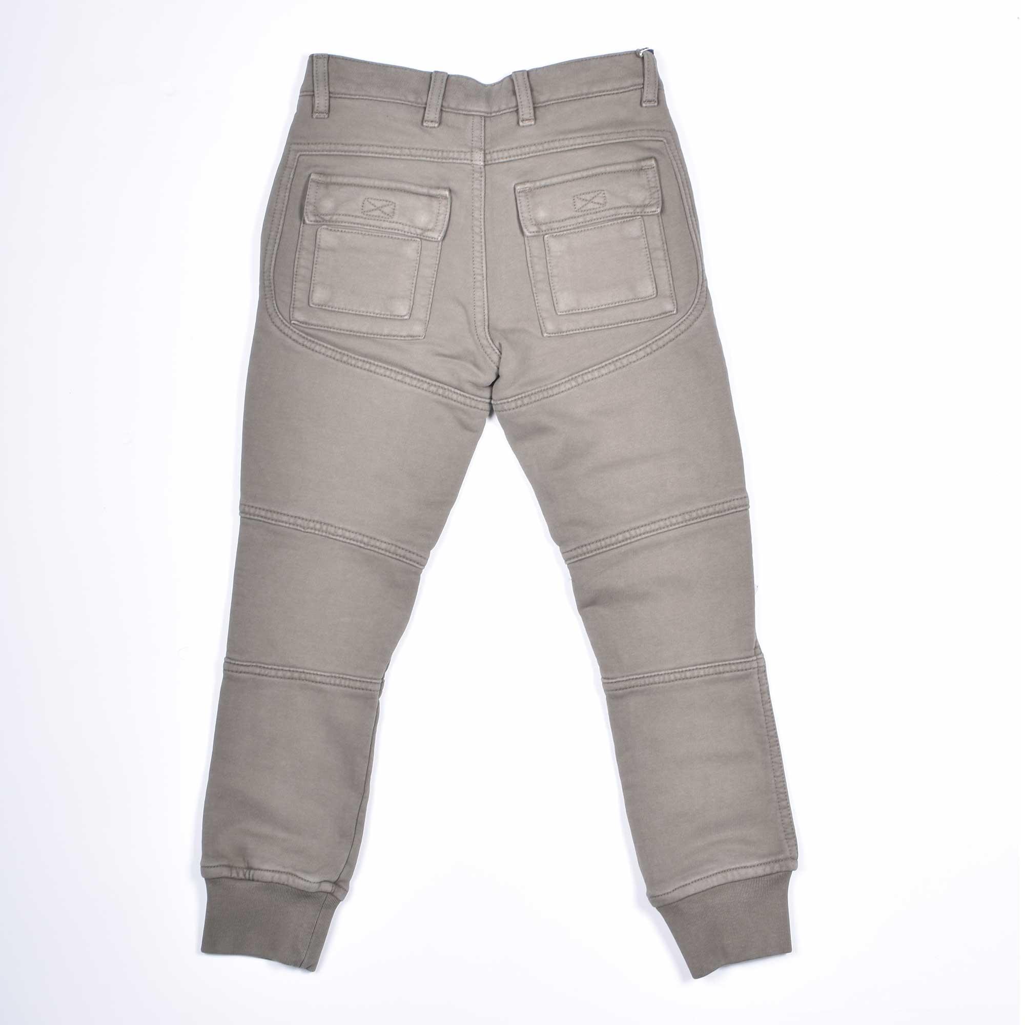 Pantalone felpa anti g - Verde chiaro