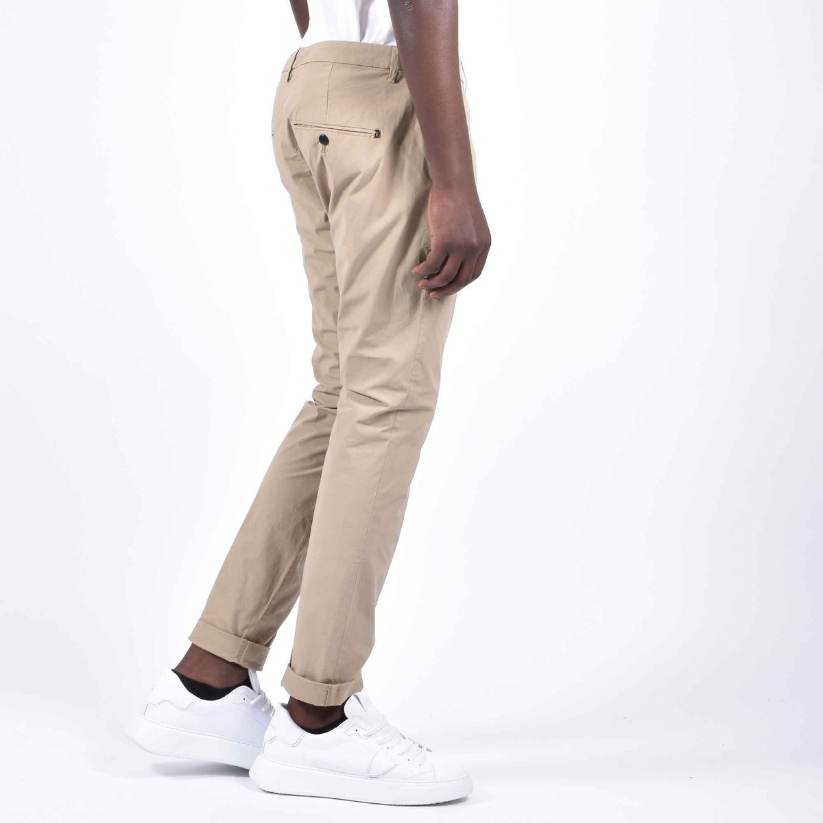 Pantalone gaubert - Beige