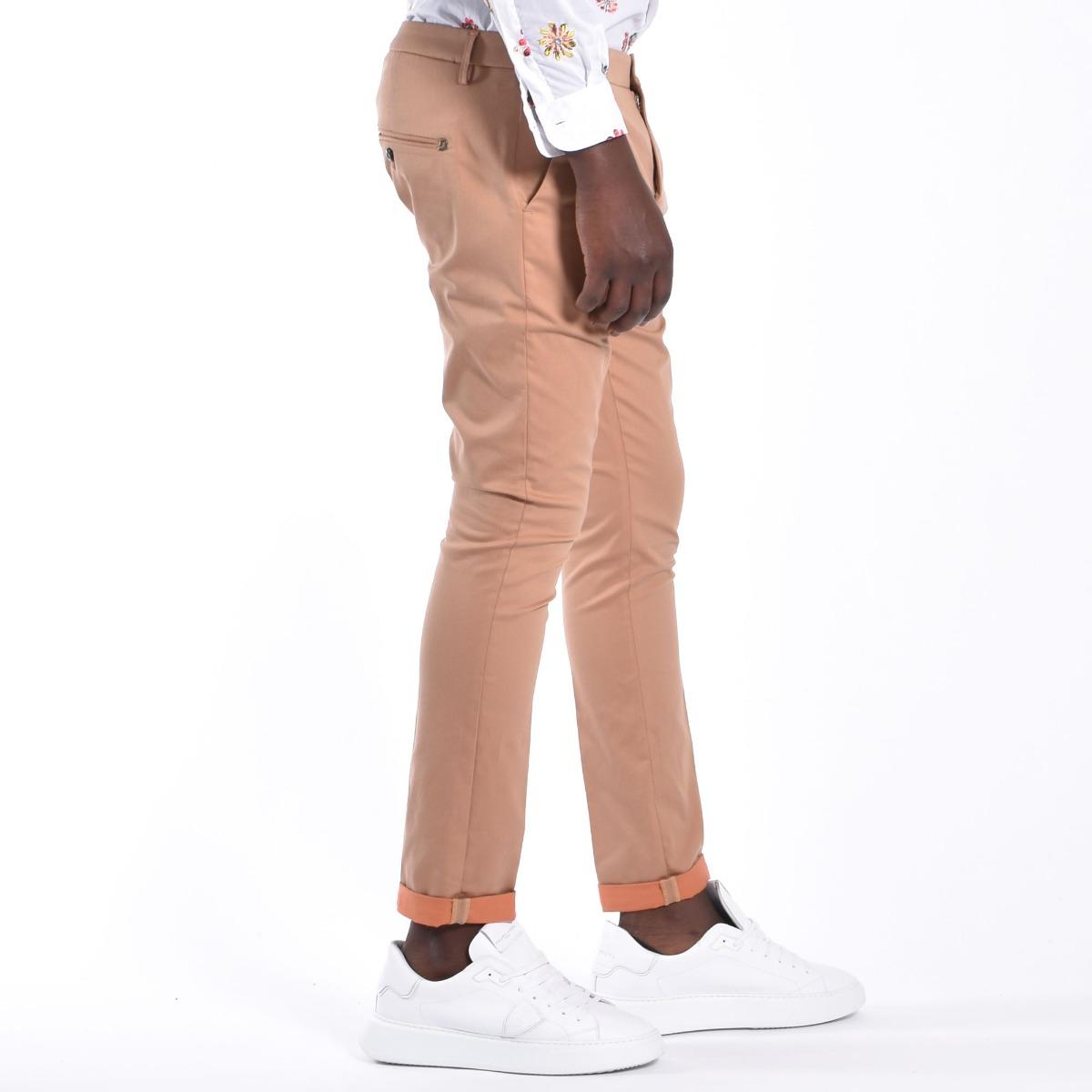 Pantalone gaubert - Cammello