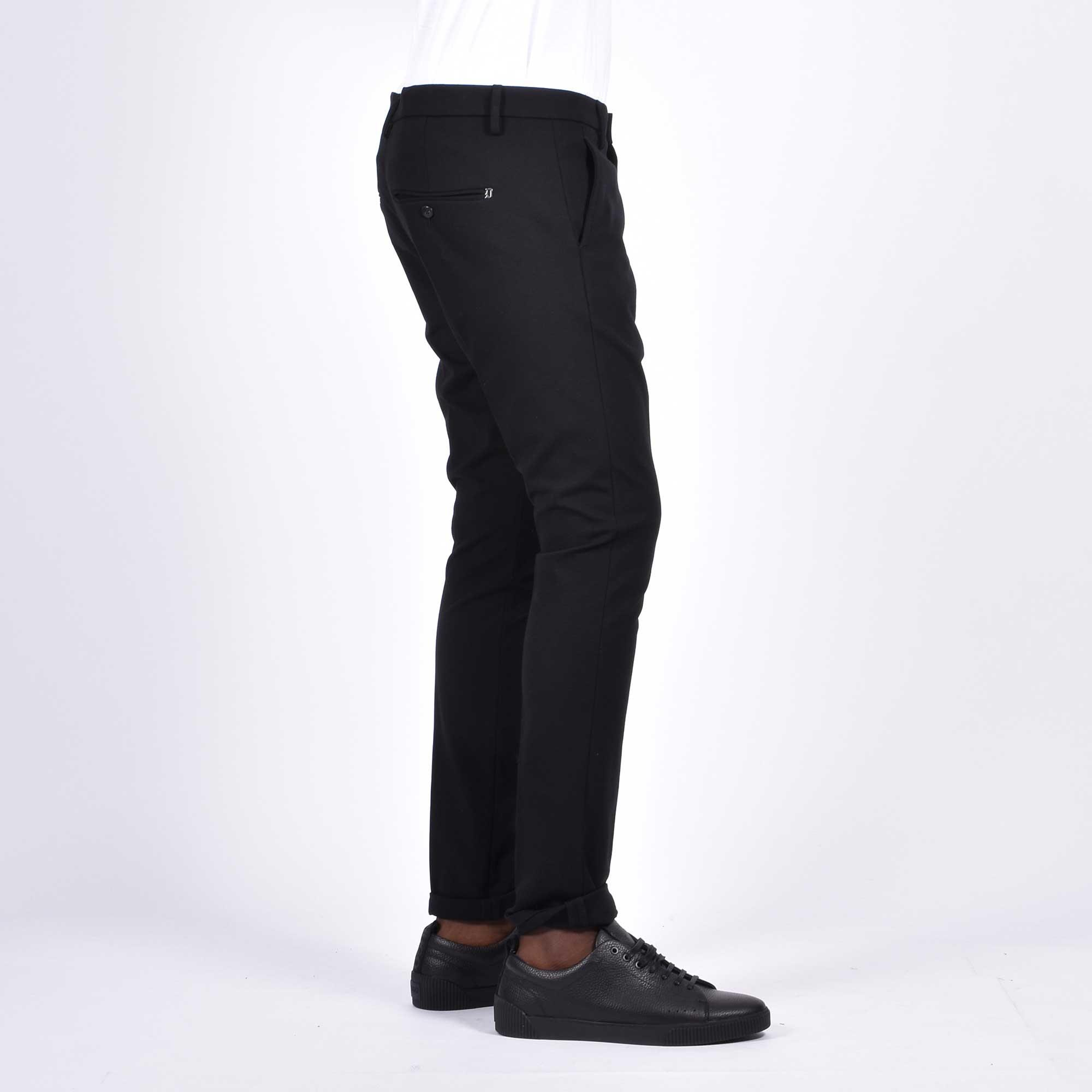 Pantalone gaubert milano - Nero