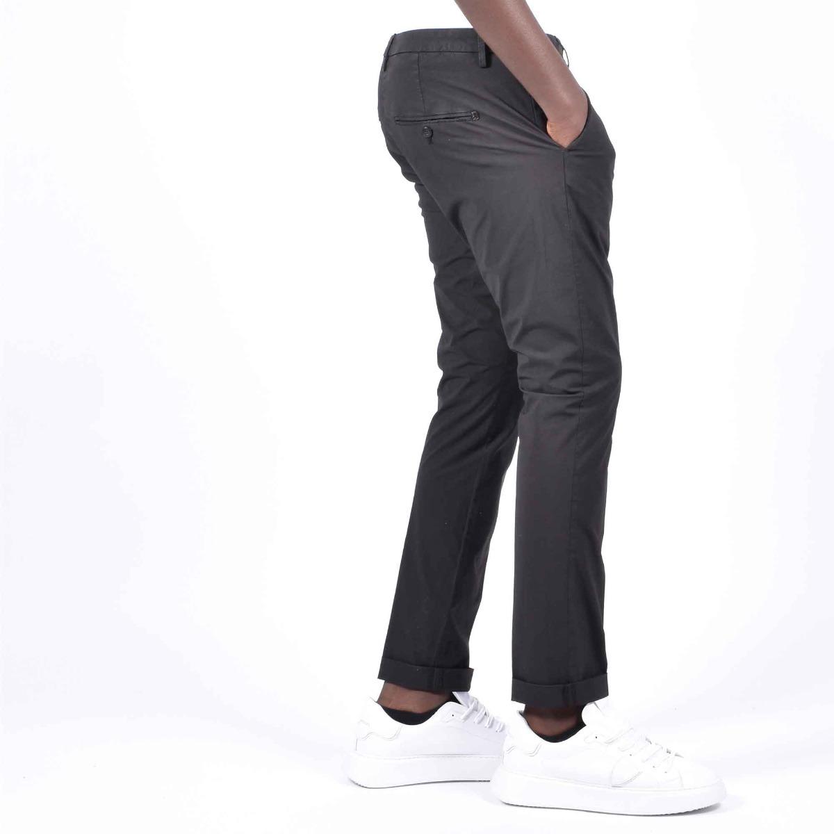 Pantalone gaubert - Nero