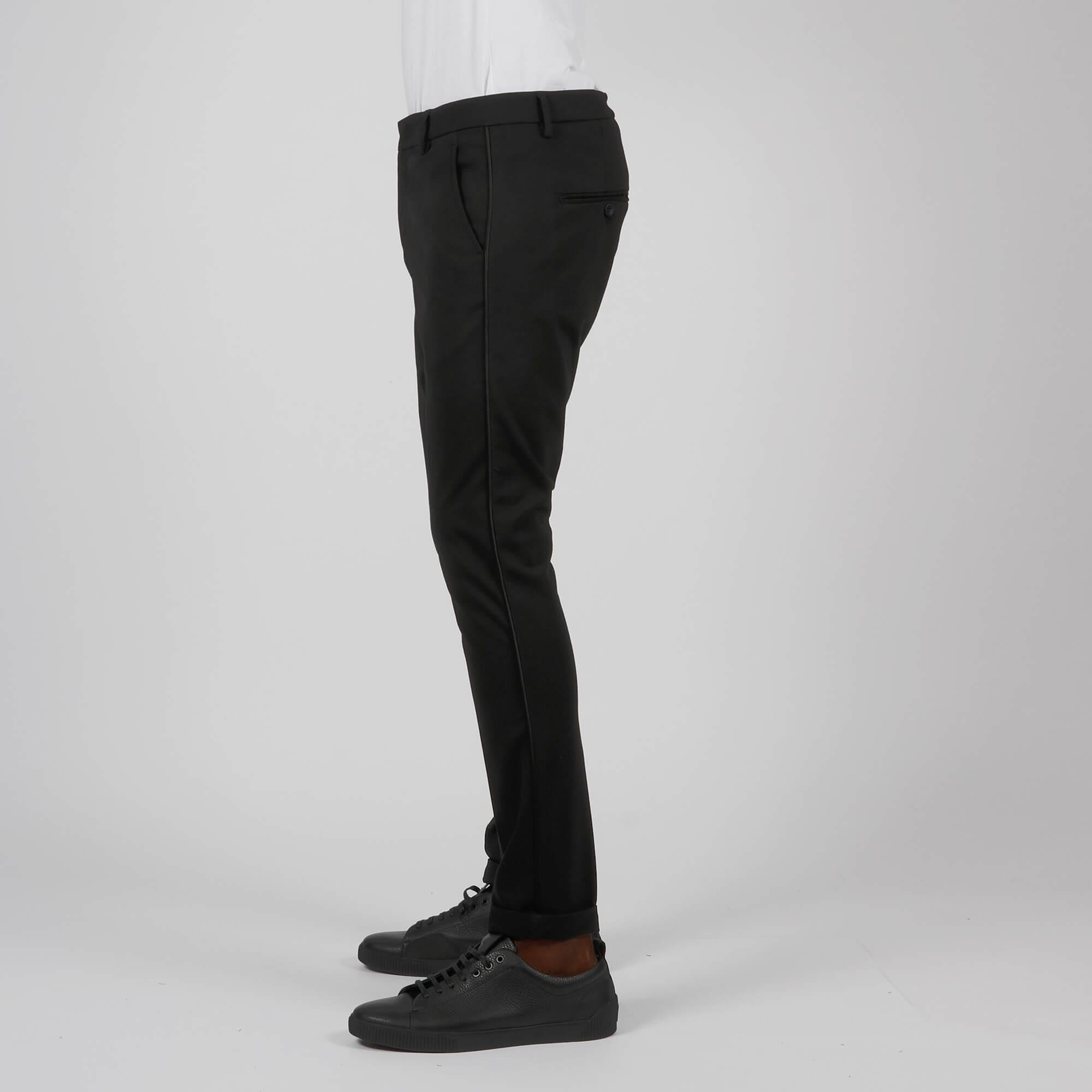 Pantalone gaubert slim - Nero