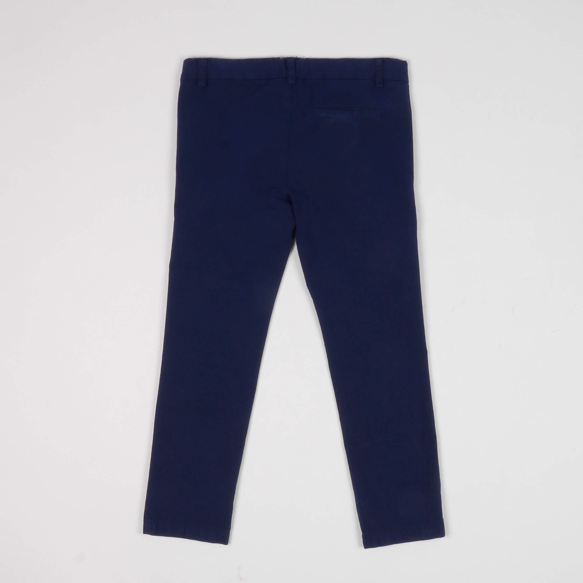 Pantalone ricamo logo - Blu