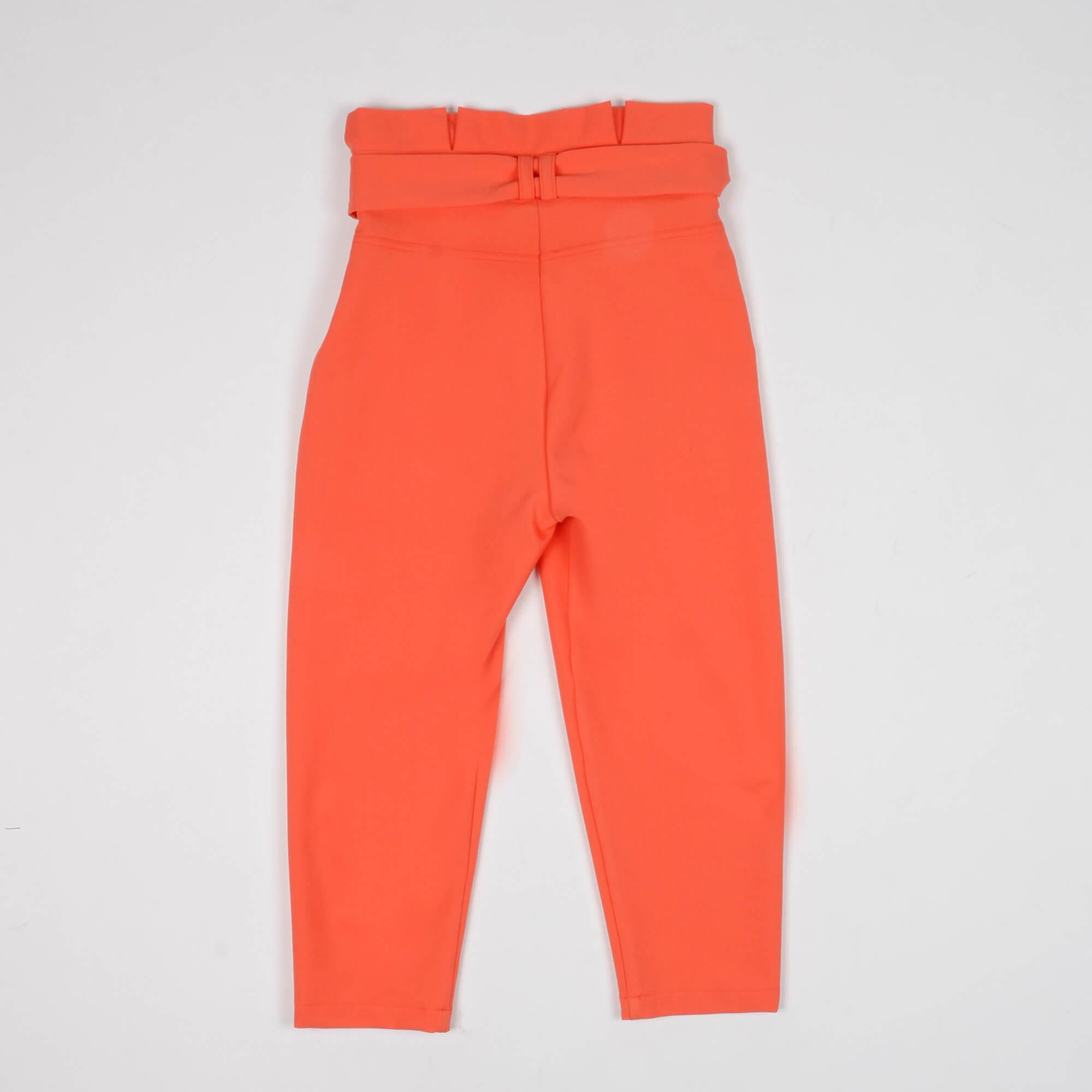 Pantalone sable- Corallo
