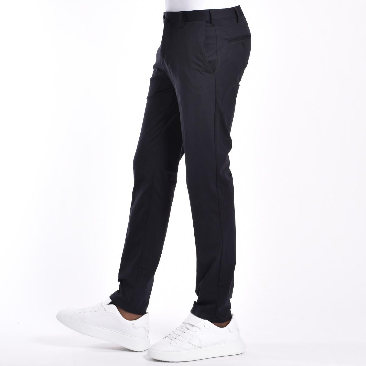 Pantalone strech - Nero