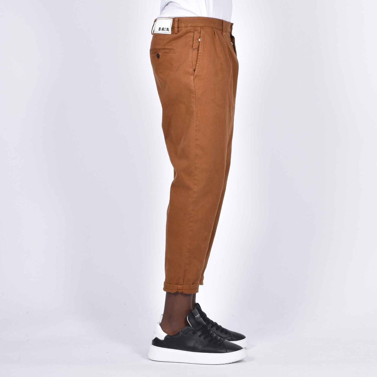 Jeans tasca america e catena - Coccio
