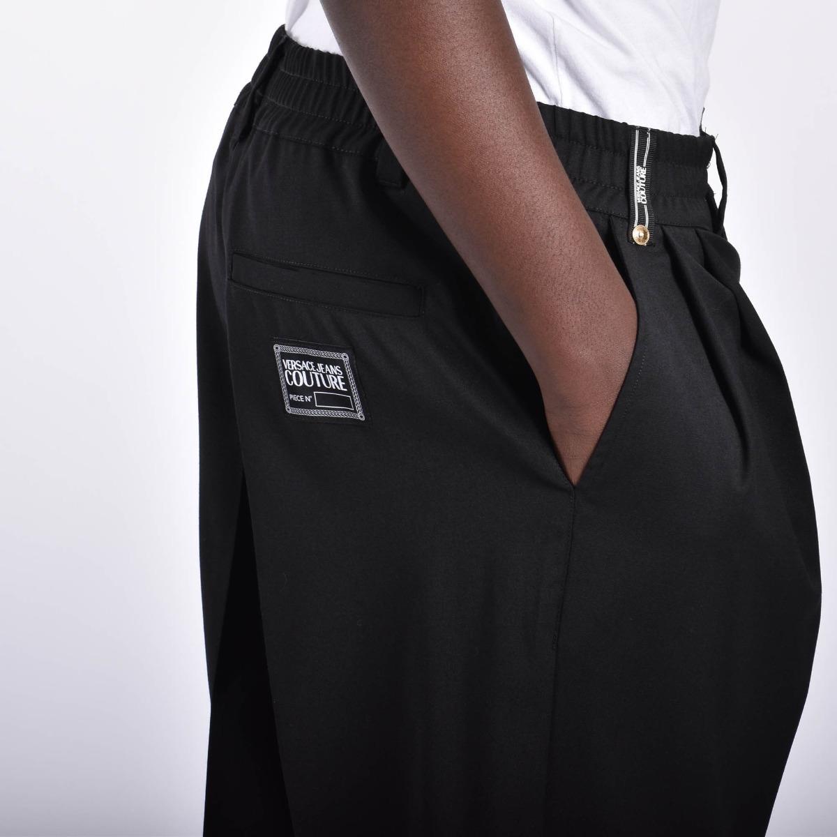Pantaloni kast- Nero