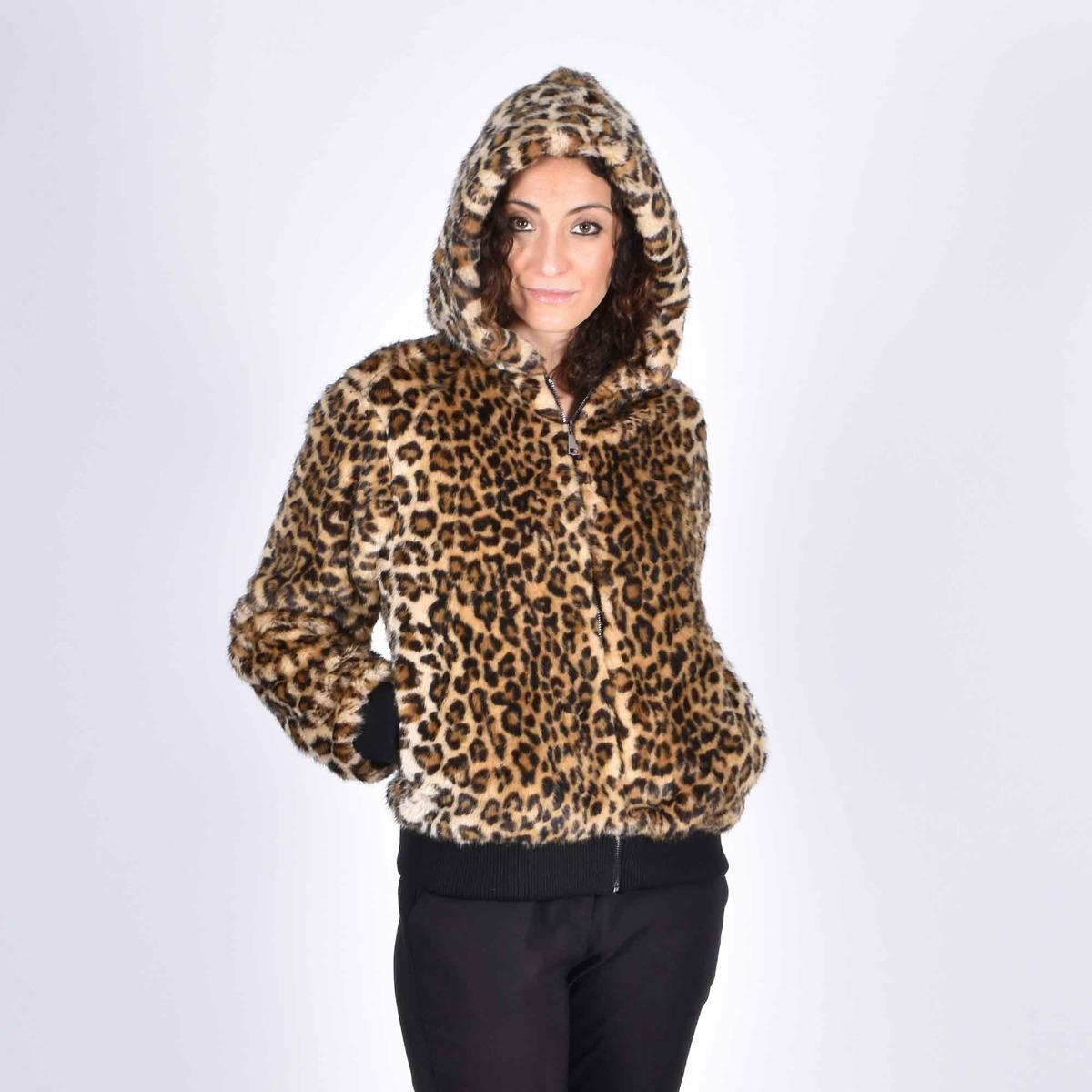 Pelliccia leopardo - Beige