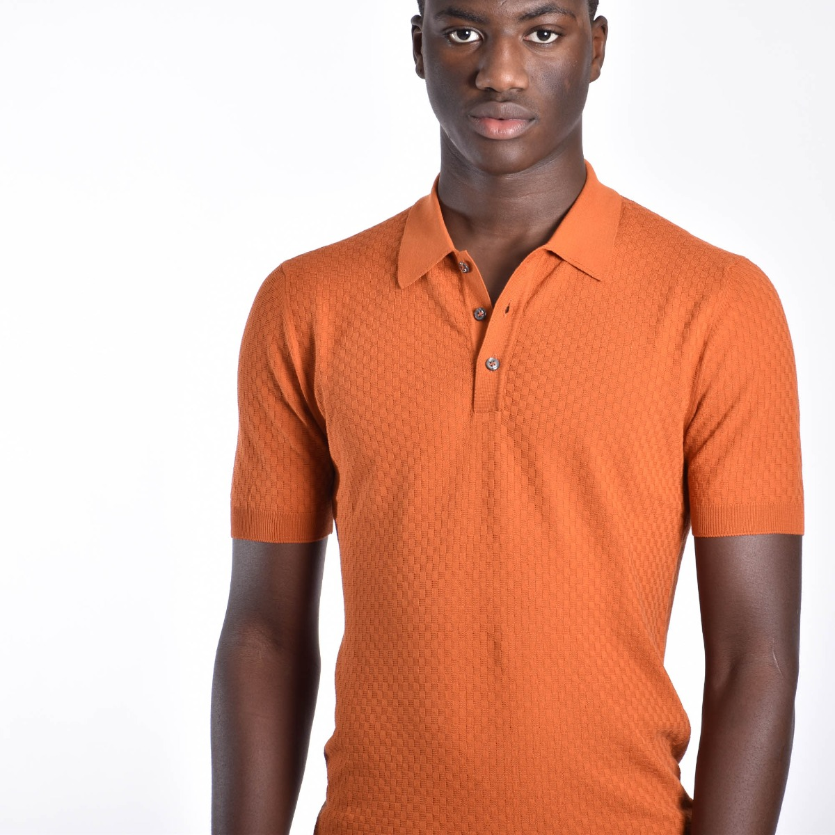 Polo MC - Arancione