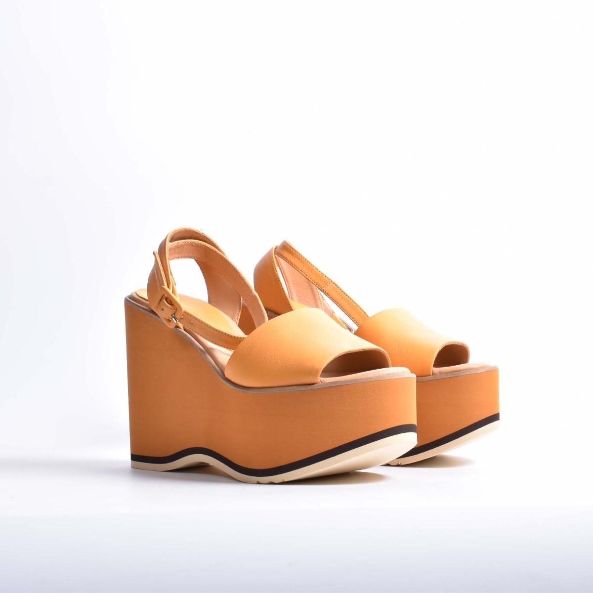 Sandalo maues napasoft - Mango