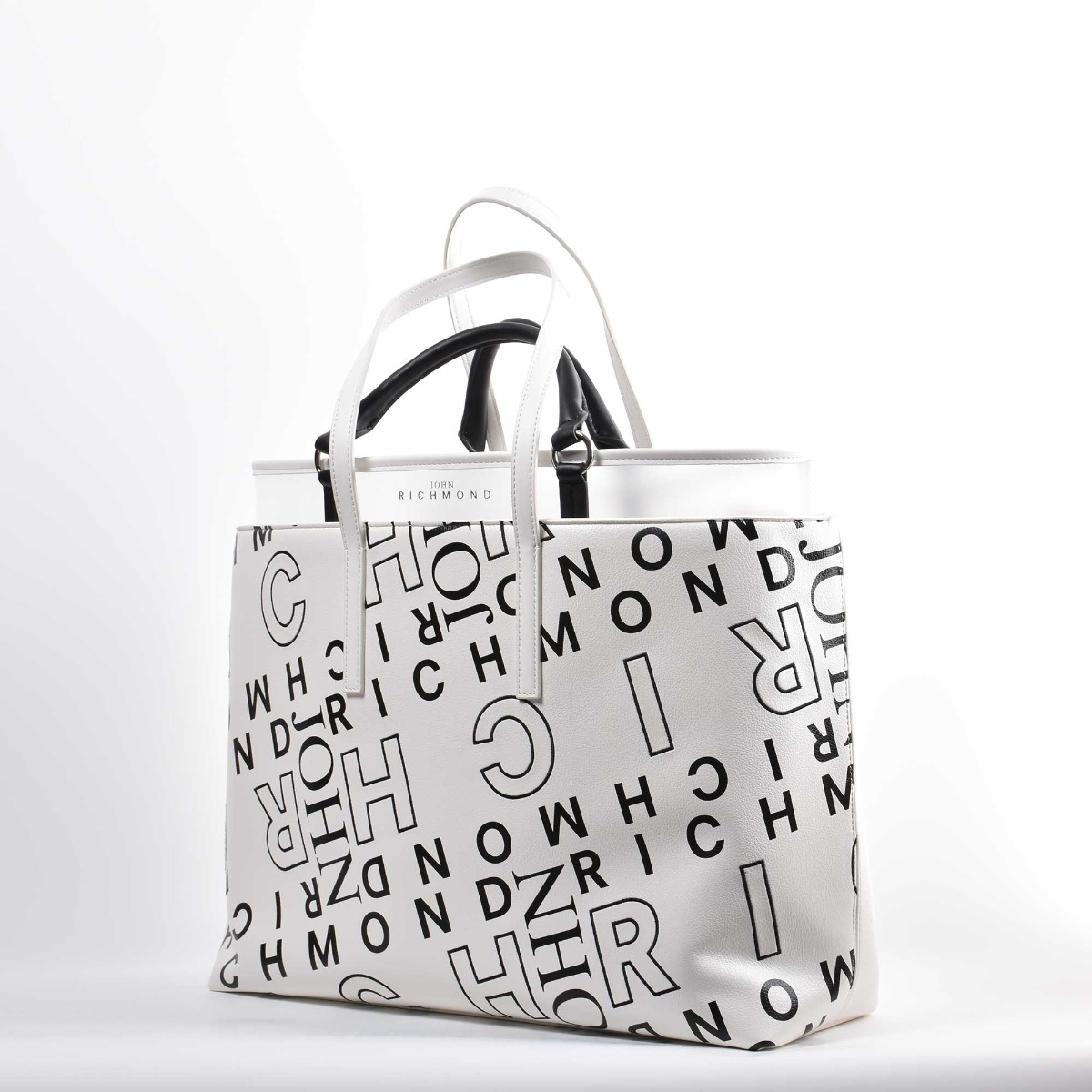 Shopping bag odesia- Bianco