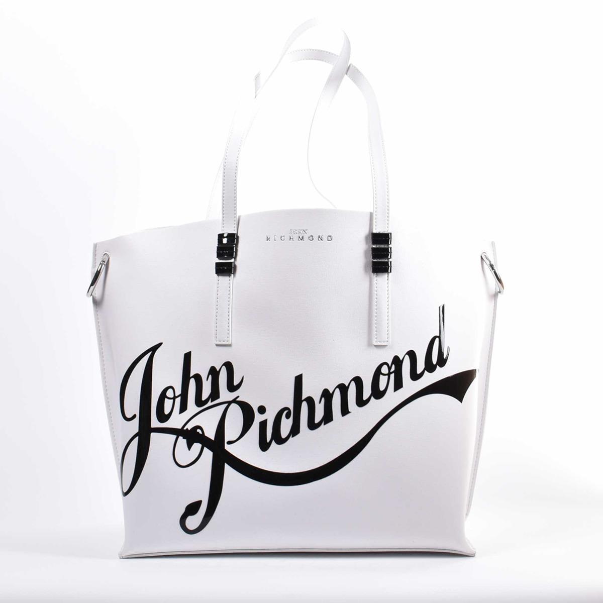 Shopping bag ogun- Bianco