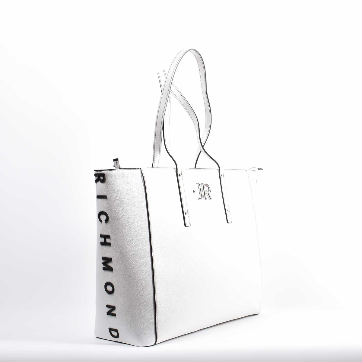 Shopping bag hunting- Bianco