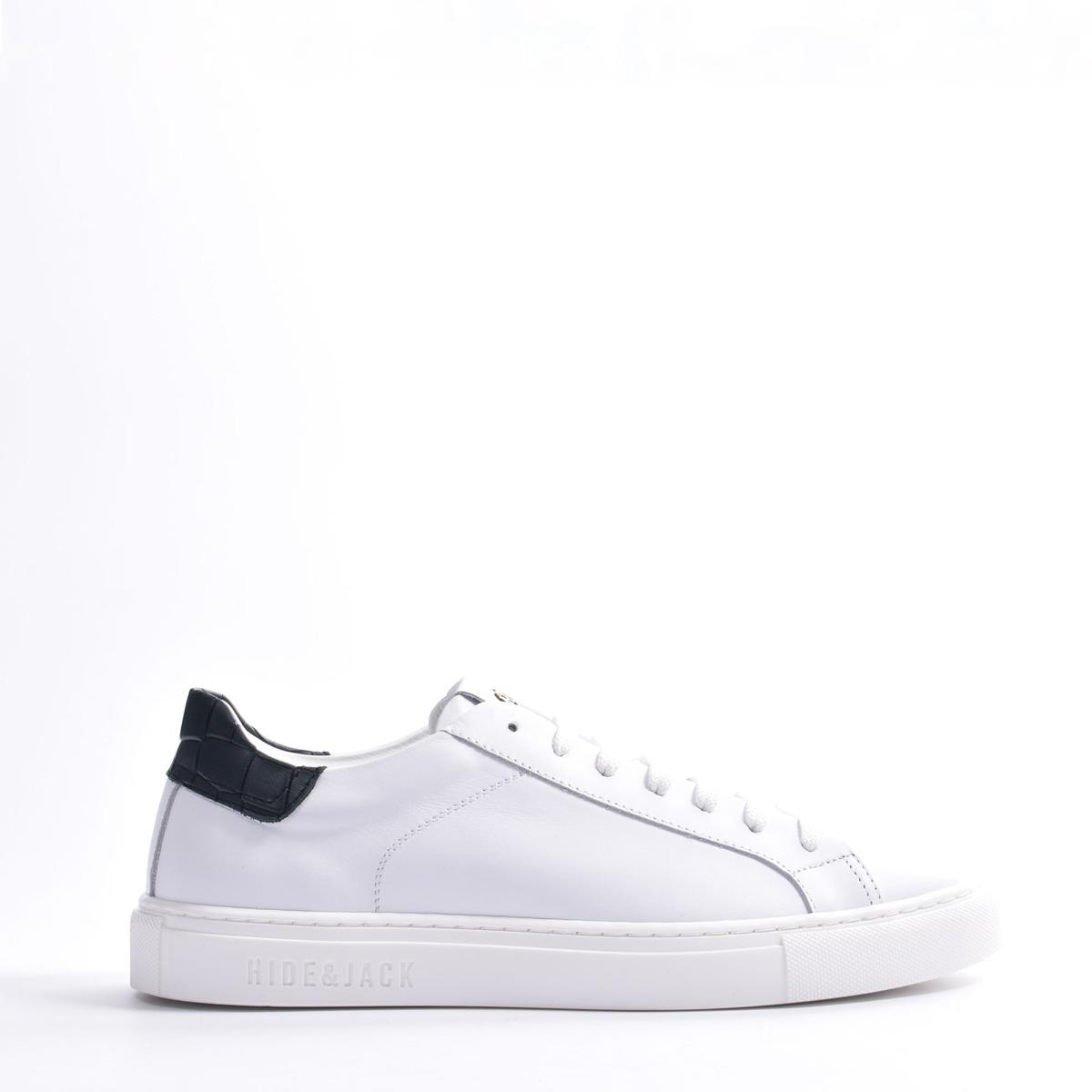Sneakers sky blu - Bianco
