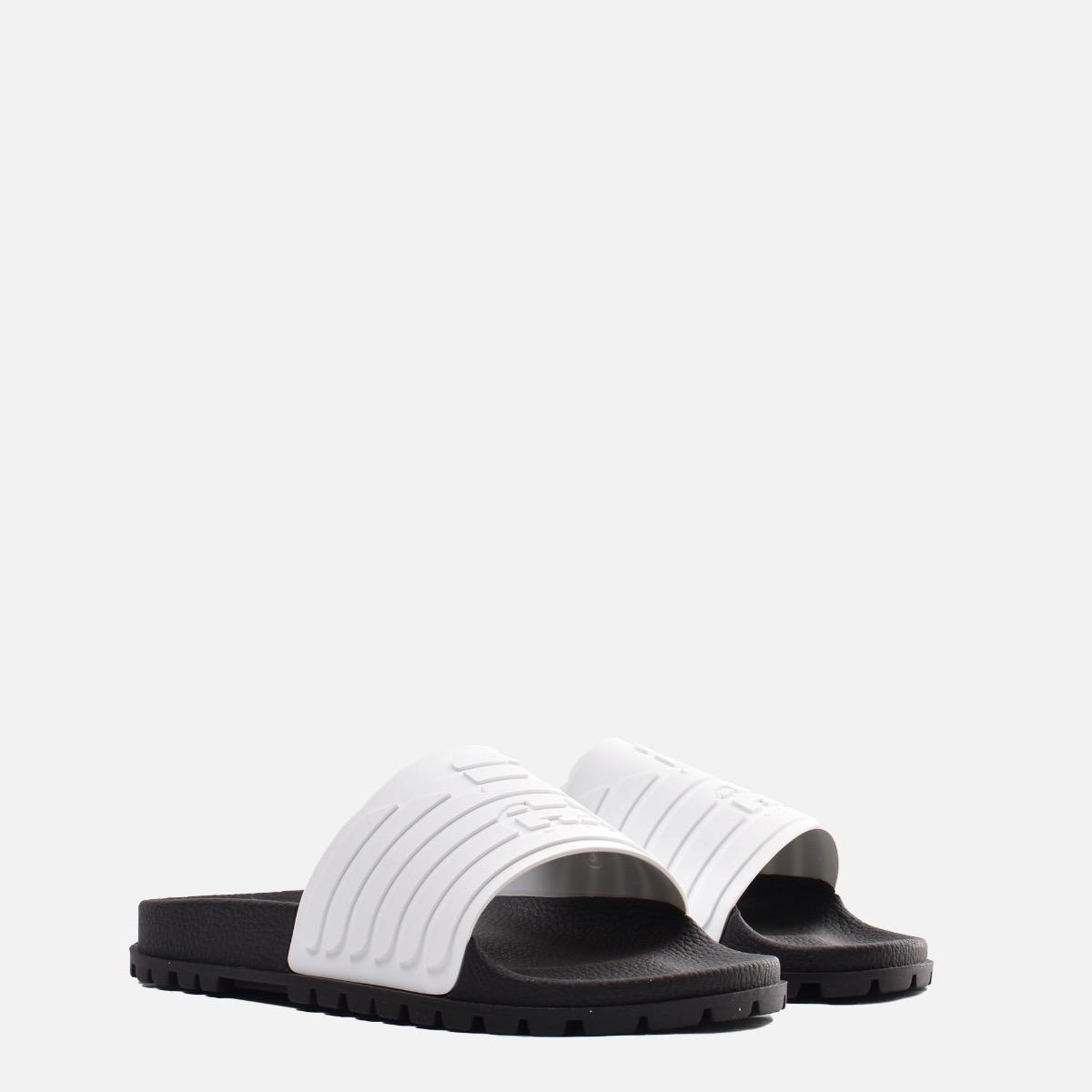 Sliders logo aquila- Bianco