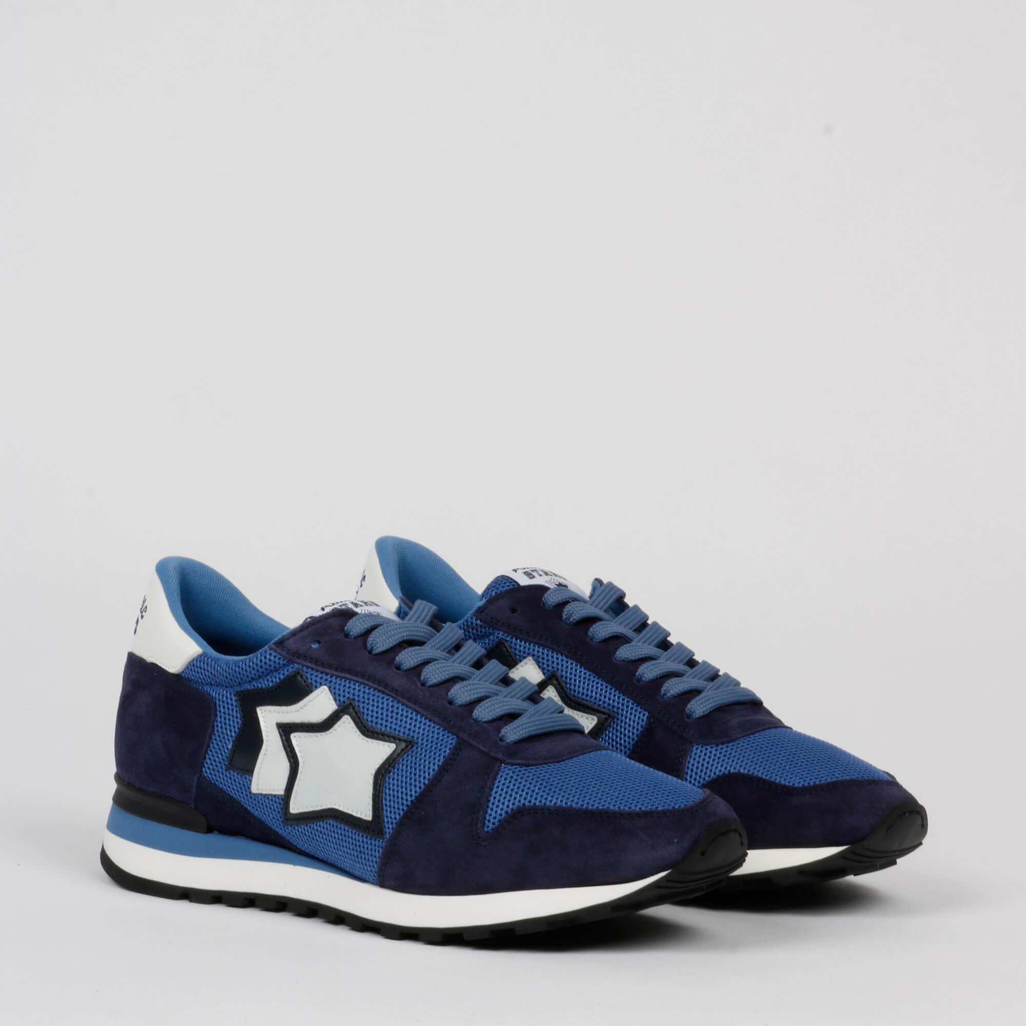 Sneakers argo - Blu