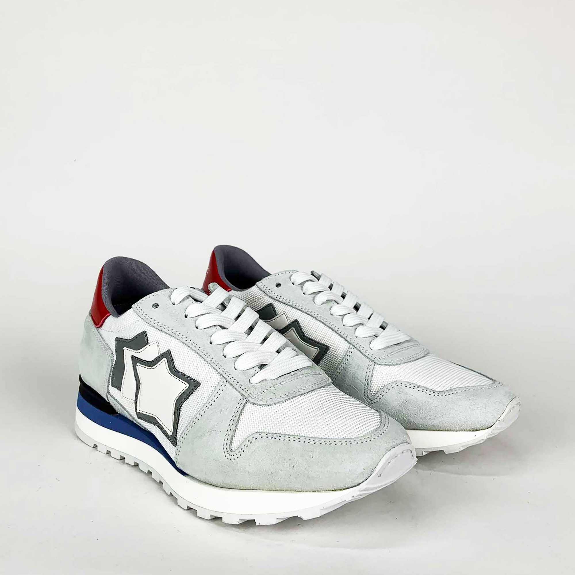 Sneakers argo - Bianco/grigio