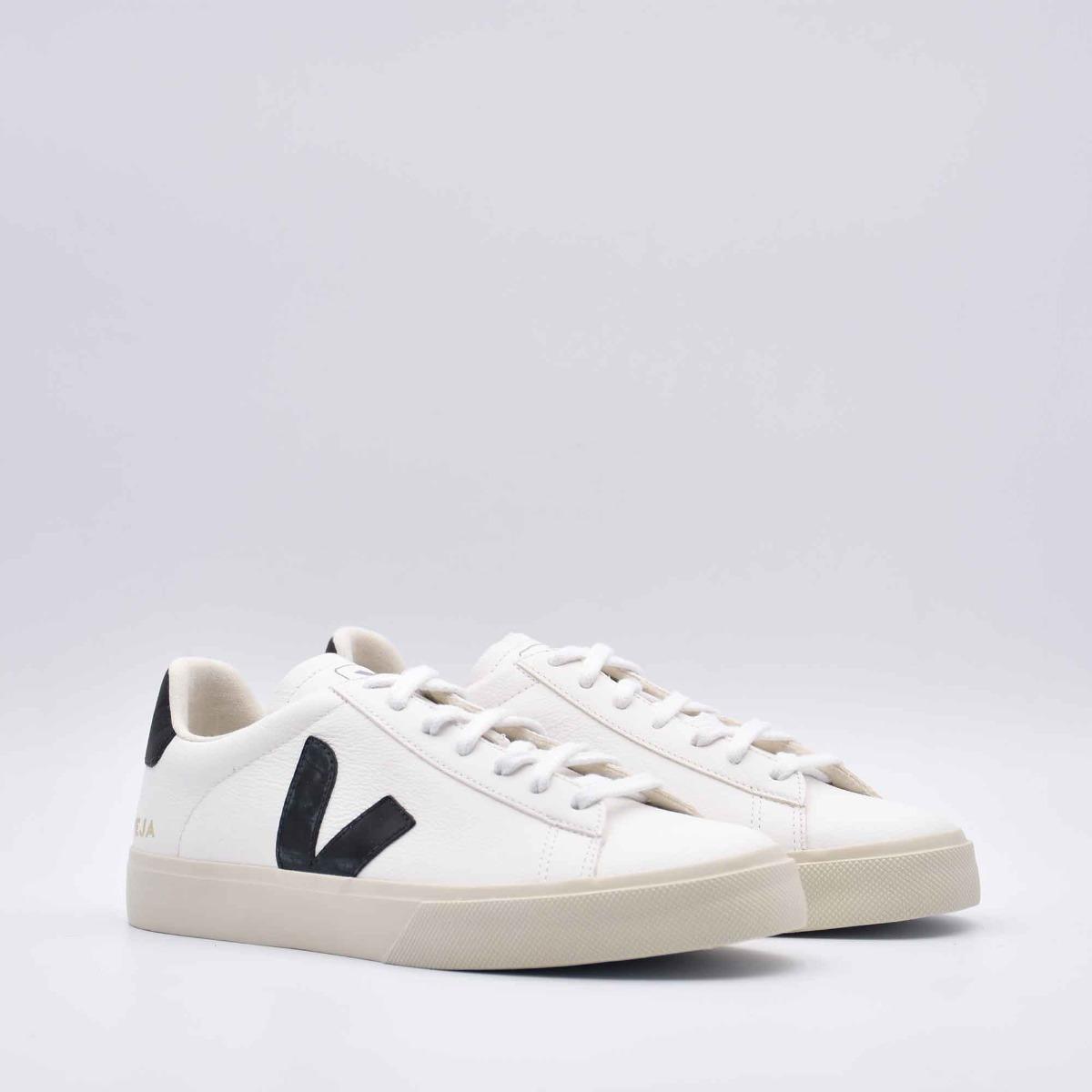 sneakers campo chromefree- Bianco/ nero