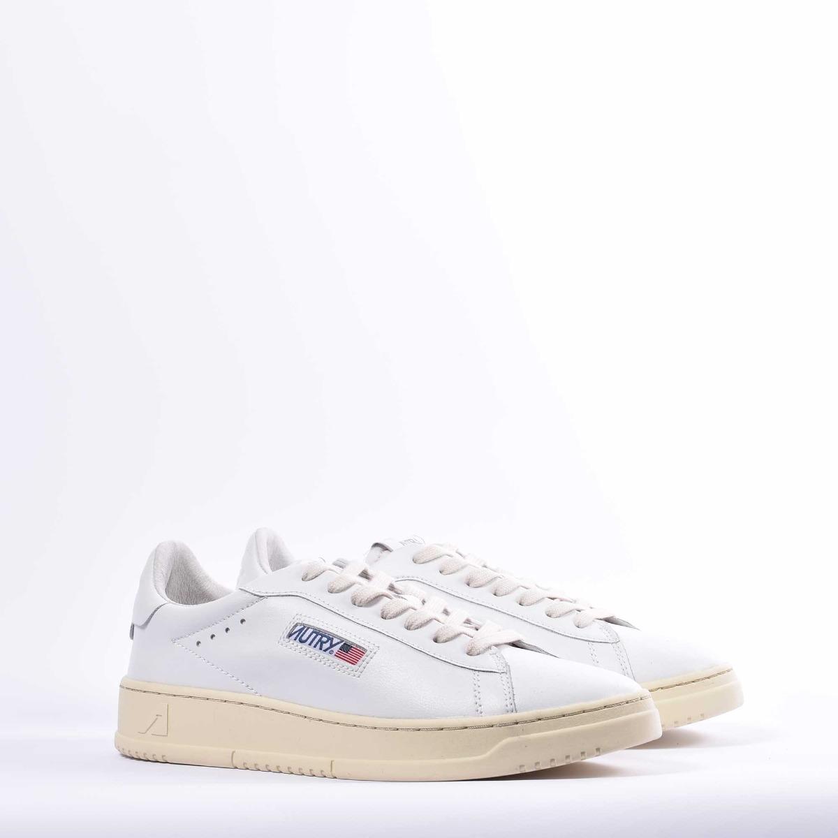 Sneakers dallas- Bianco