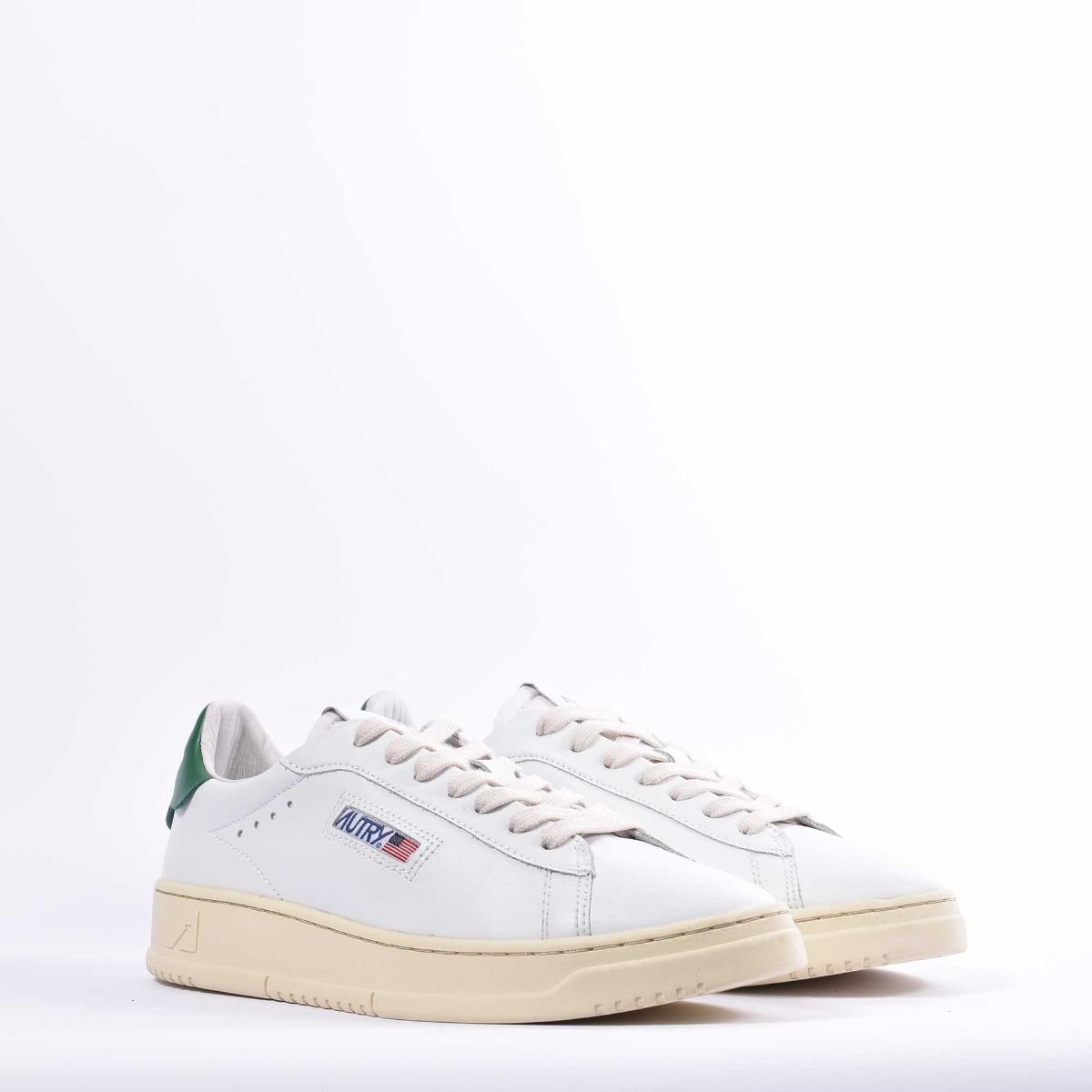 Sneakers dallas- Bianco/ Verde