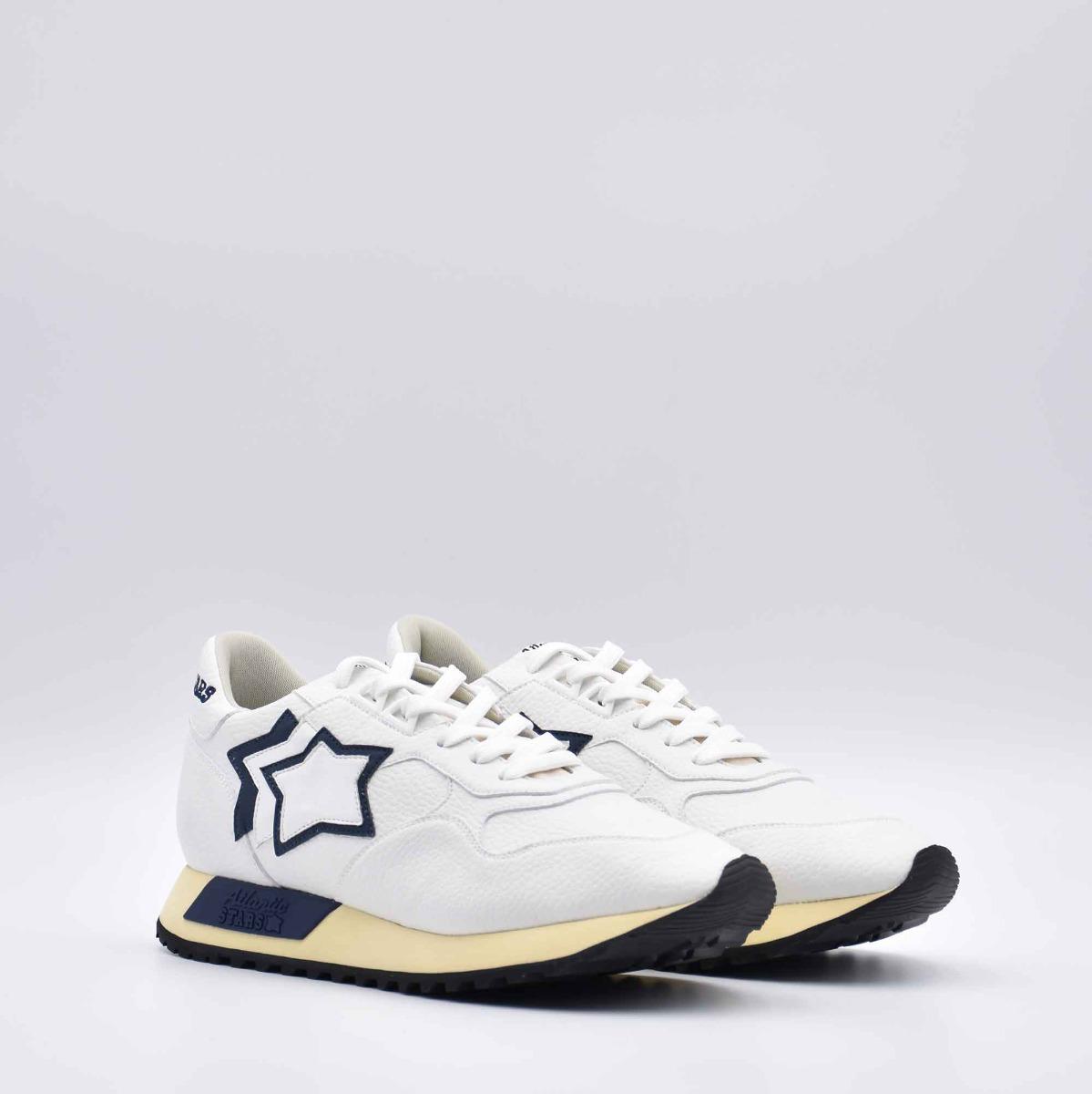 Sneaker draco dr07 - Bianco
