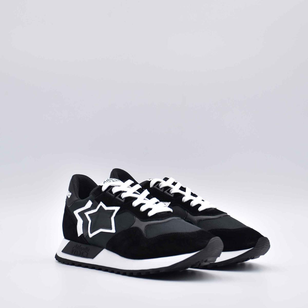 Sneaker draco dr01 - Nero
